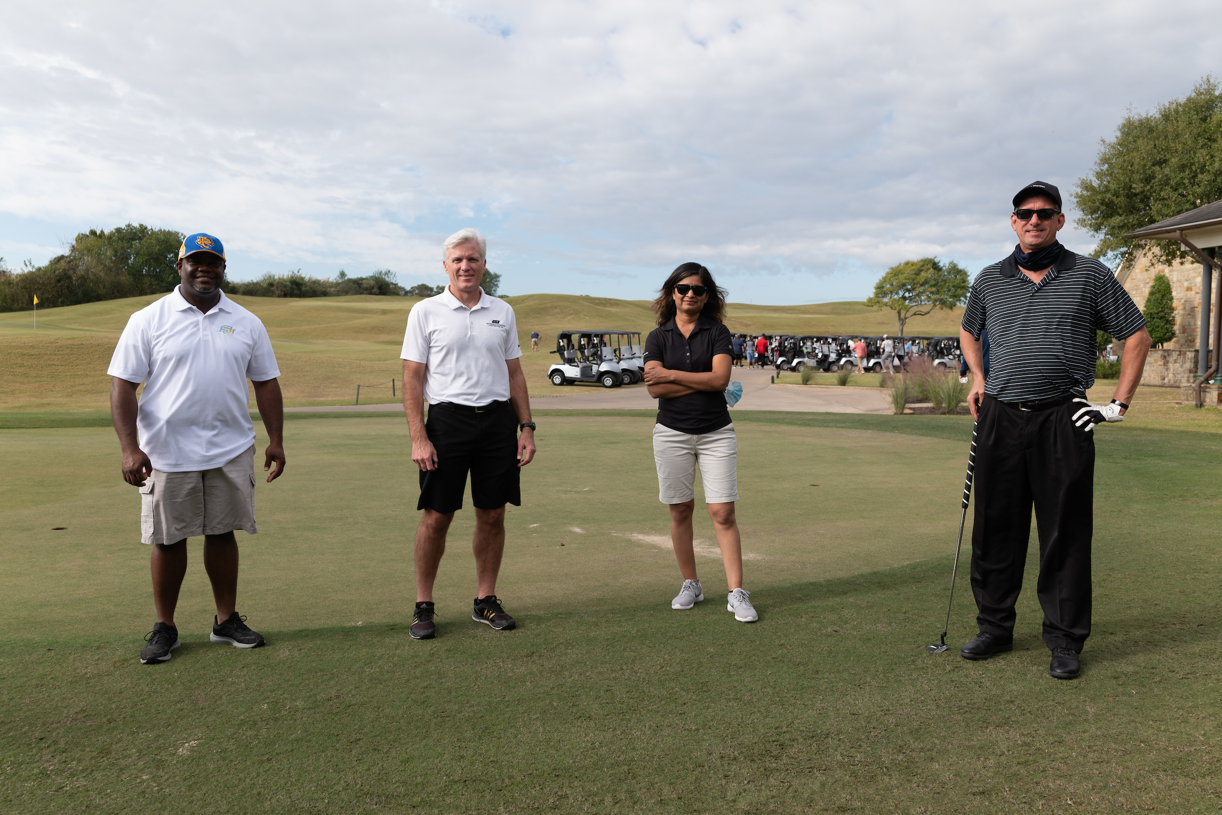 15th Annual HISD Foundation Golf Tournament gallery image #10