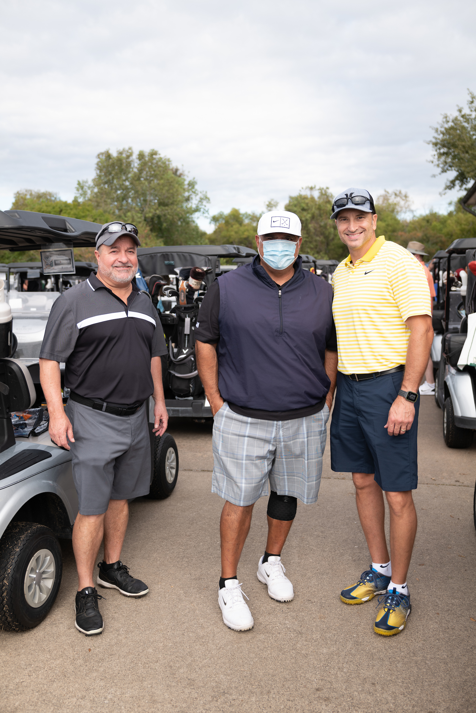 15th Annual HISD Foundation Golf Tournament gallery image #11