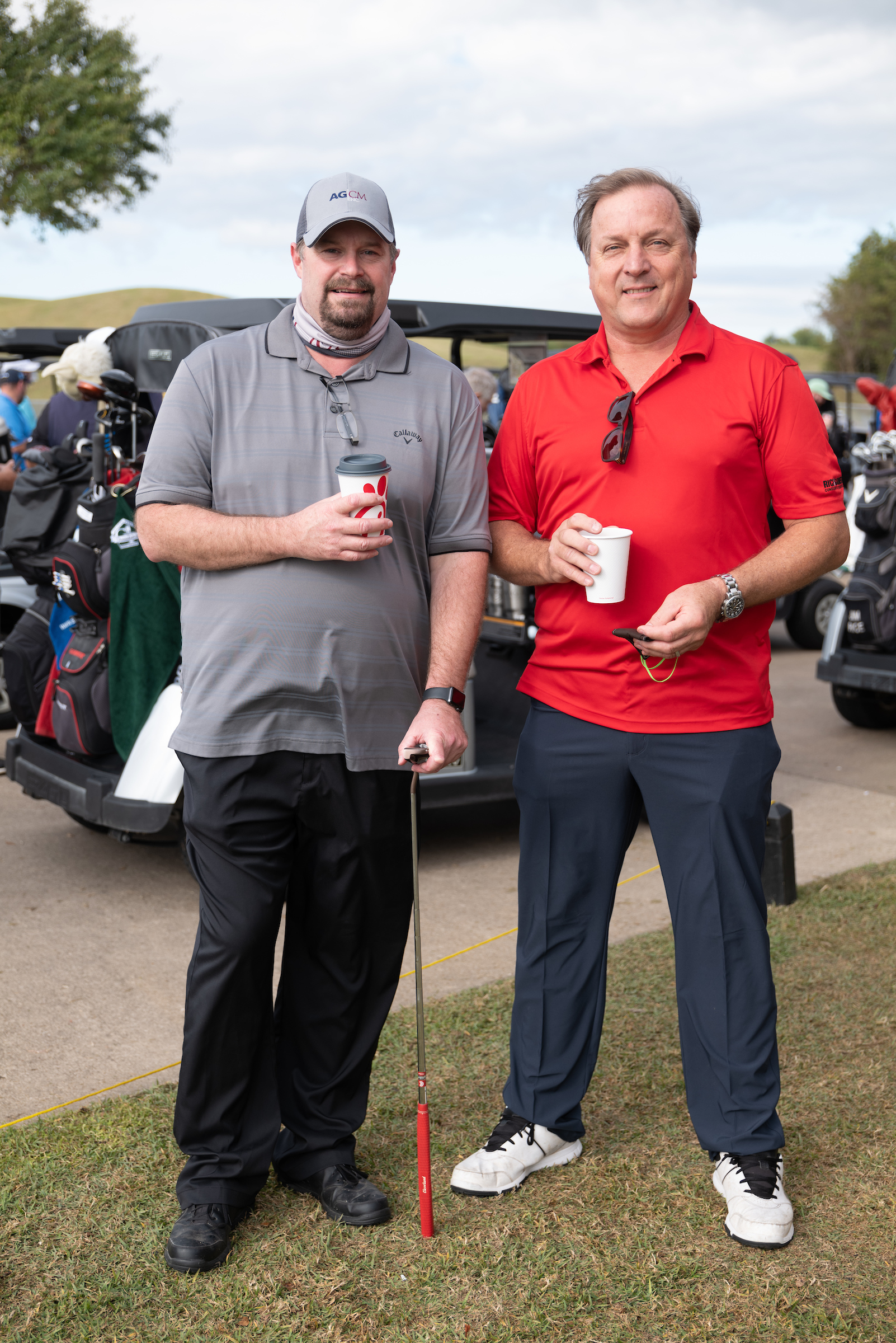 15th Annual HISD Foundation Golf Tournament gallery image #12
