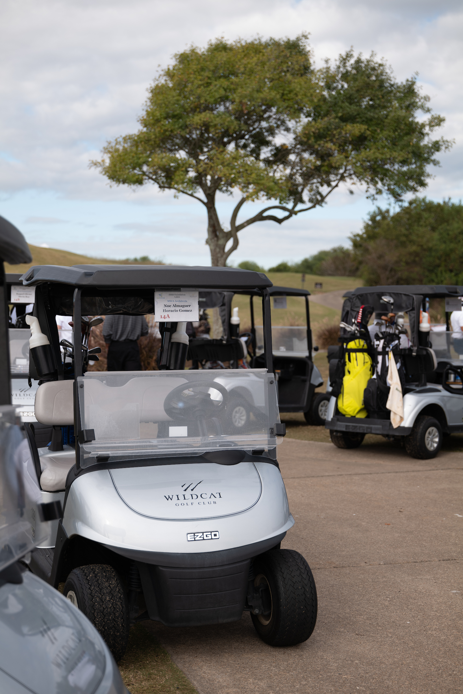 15th Annual HISD Foundation Golf Tournament gallery image #15