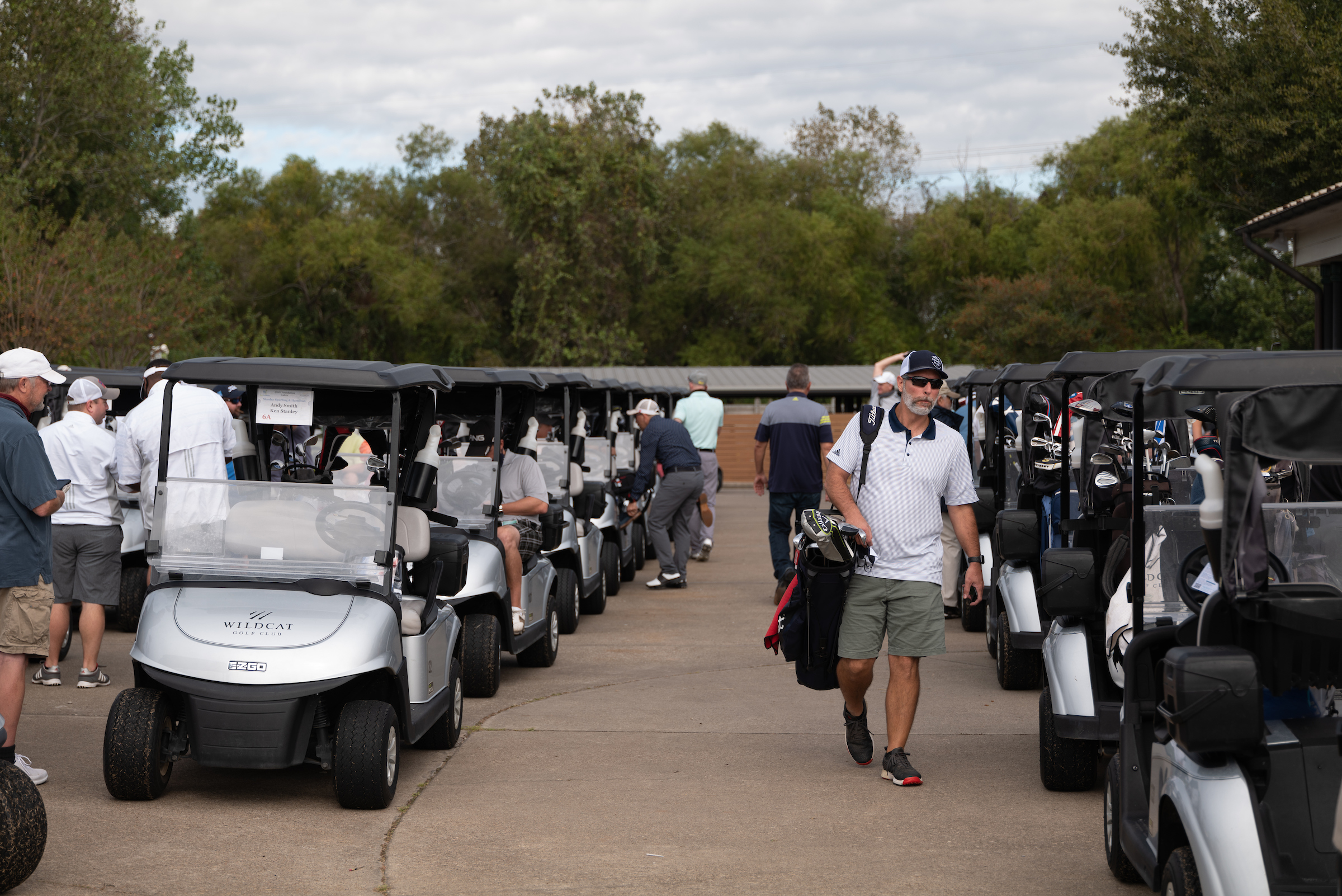 15th Annual HISD Foundation Golf Tournament gallery image #16