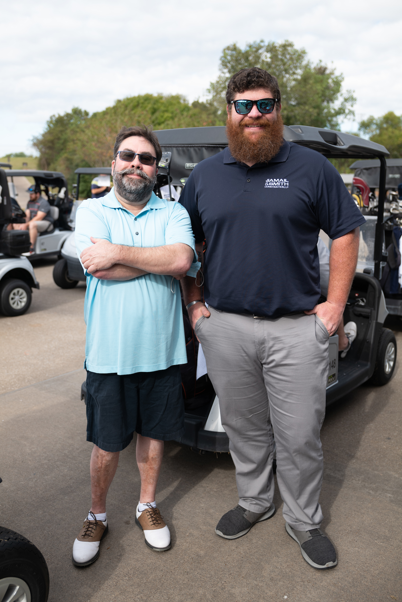 15th Annual HISD Foundation Golf Tournament gallery image #21