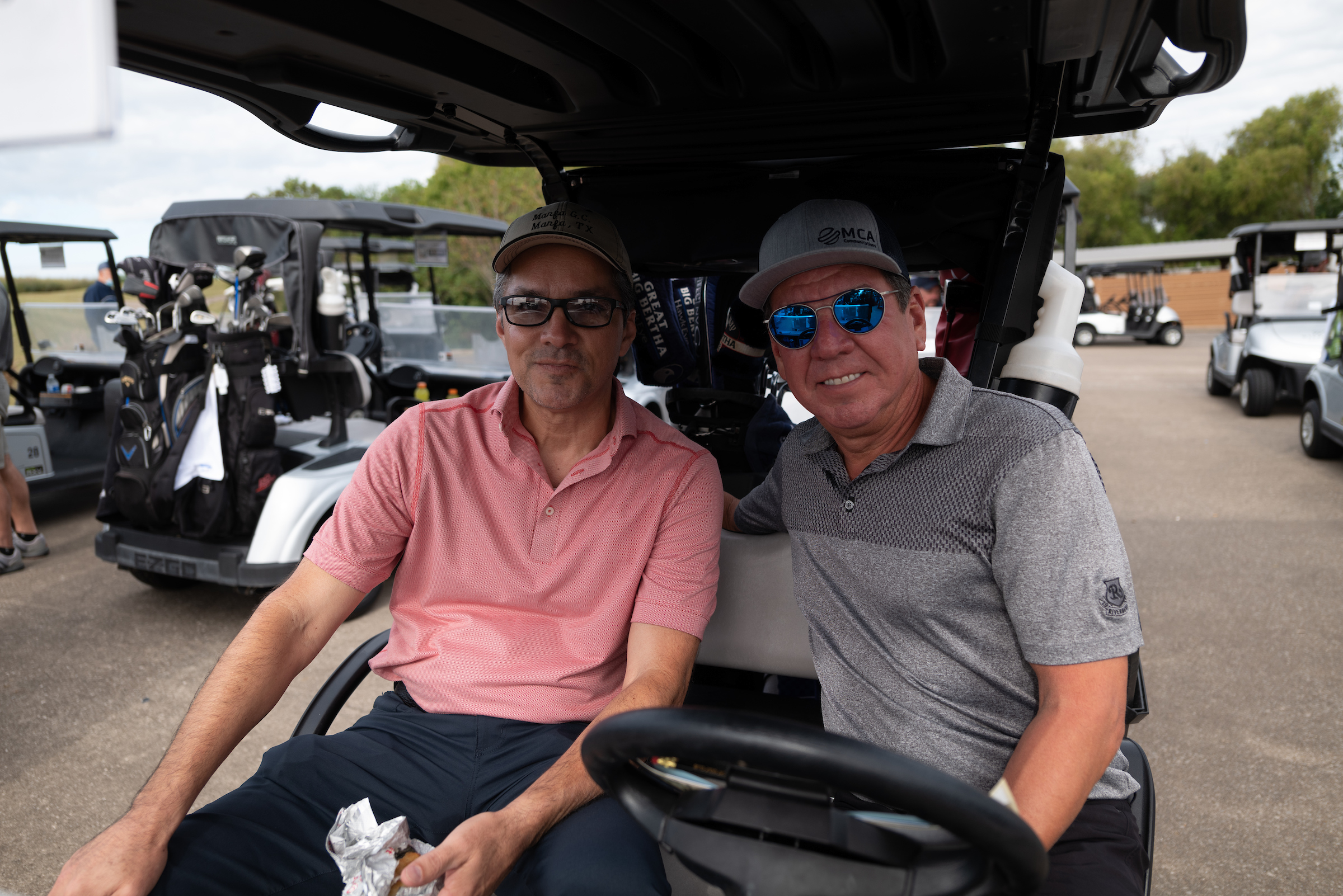 15th Annual HISD Foundation Golf Tournament gallery image #22