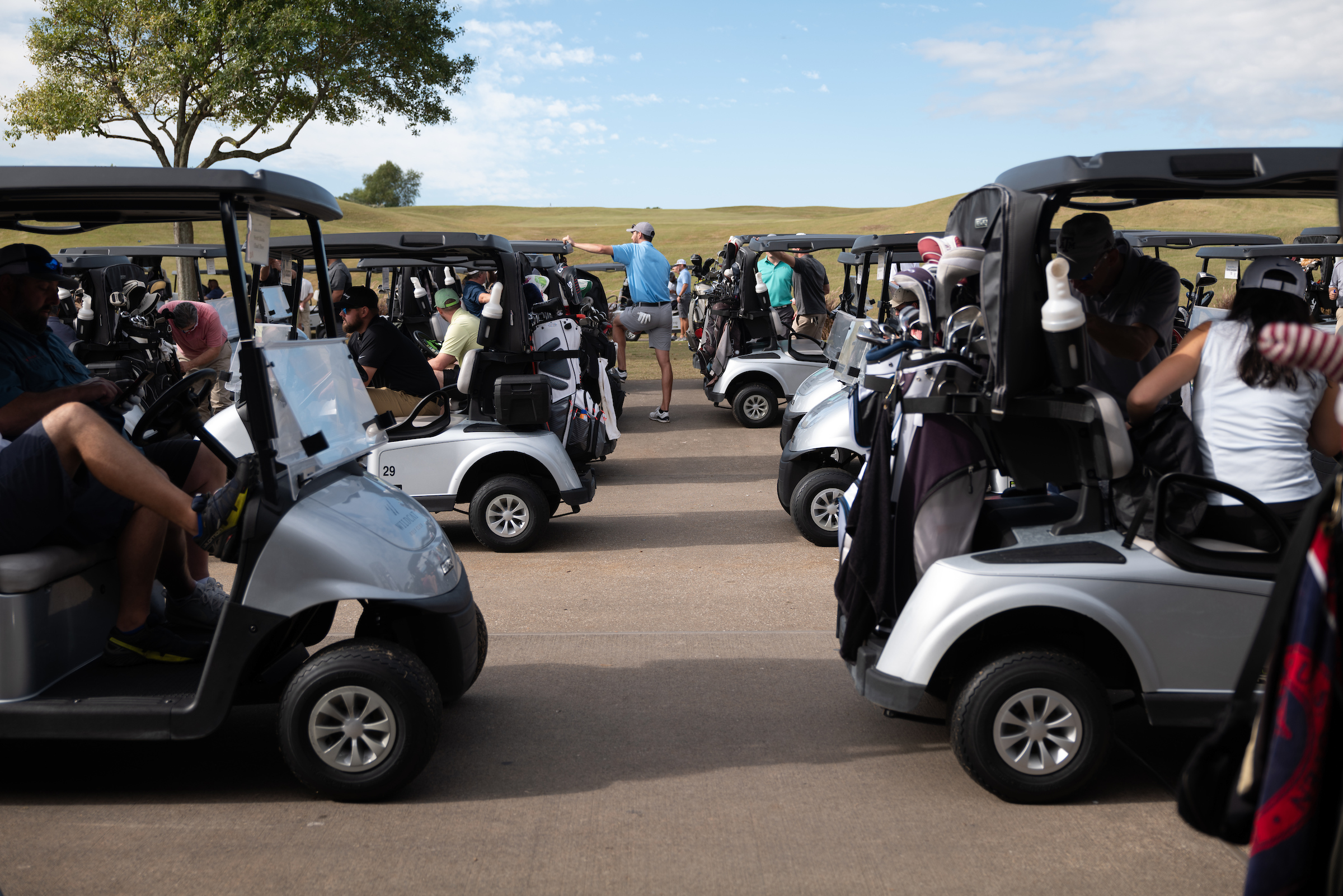 15th Annual HISD Foundation Golf Tournament gallery image #24