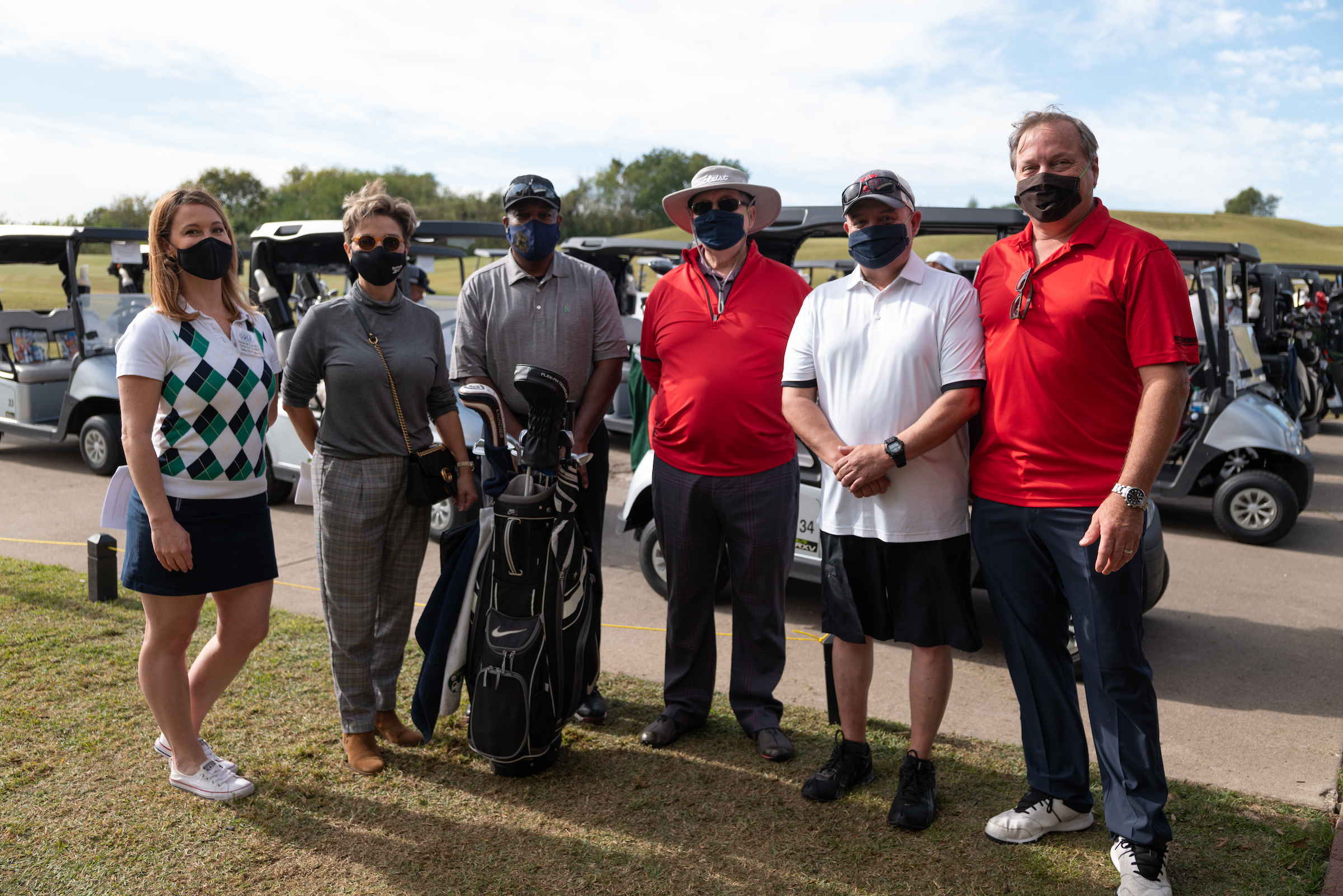 15th Annual HISD Foundation Golf Tournament gallery image #26