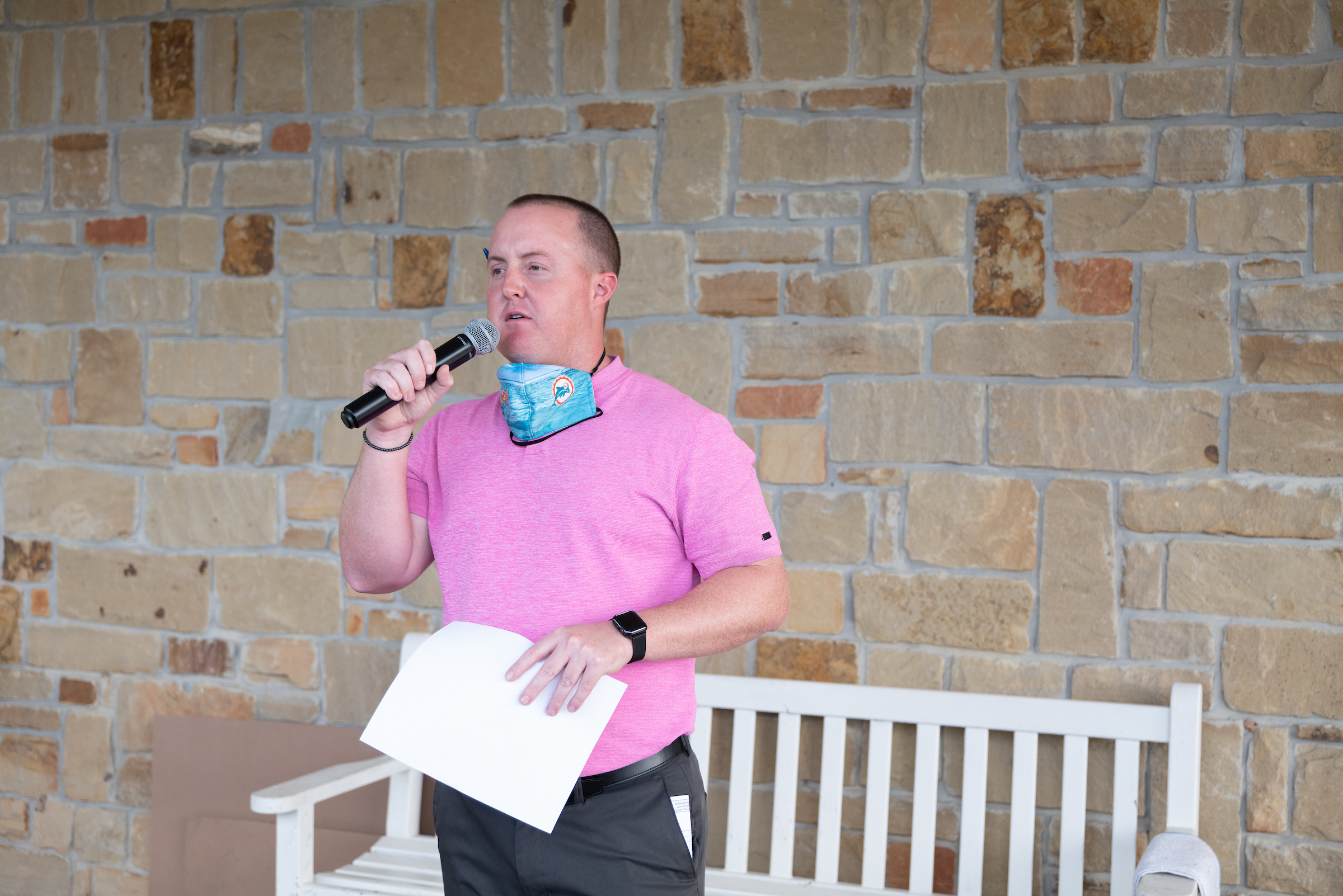 15th Annual HISD Foundation Golf Tournament gallery image #28