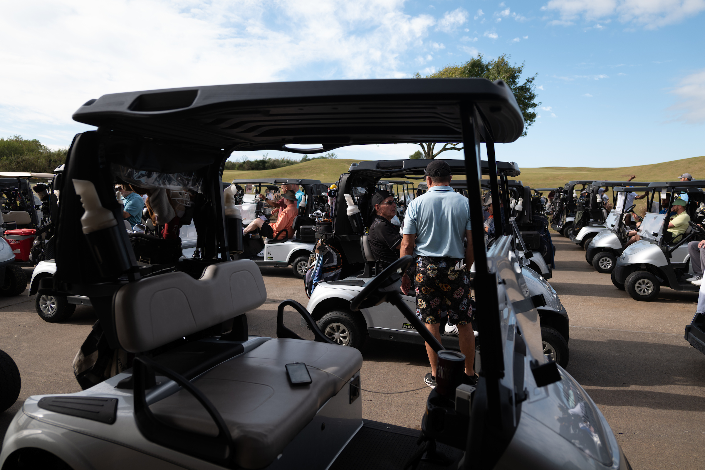 15th Annual HISD Foundation Golf Tournament gallery image #29