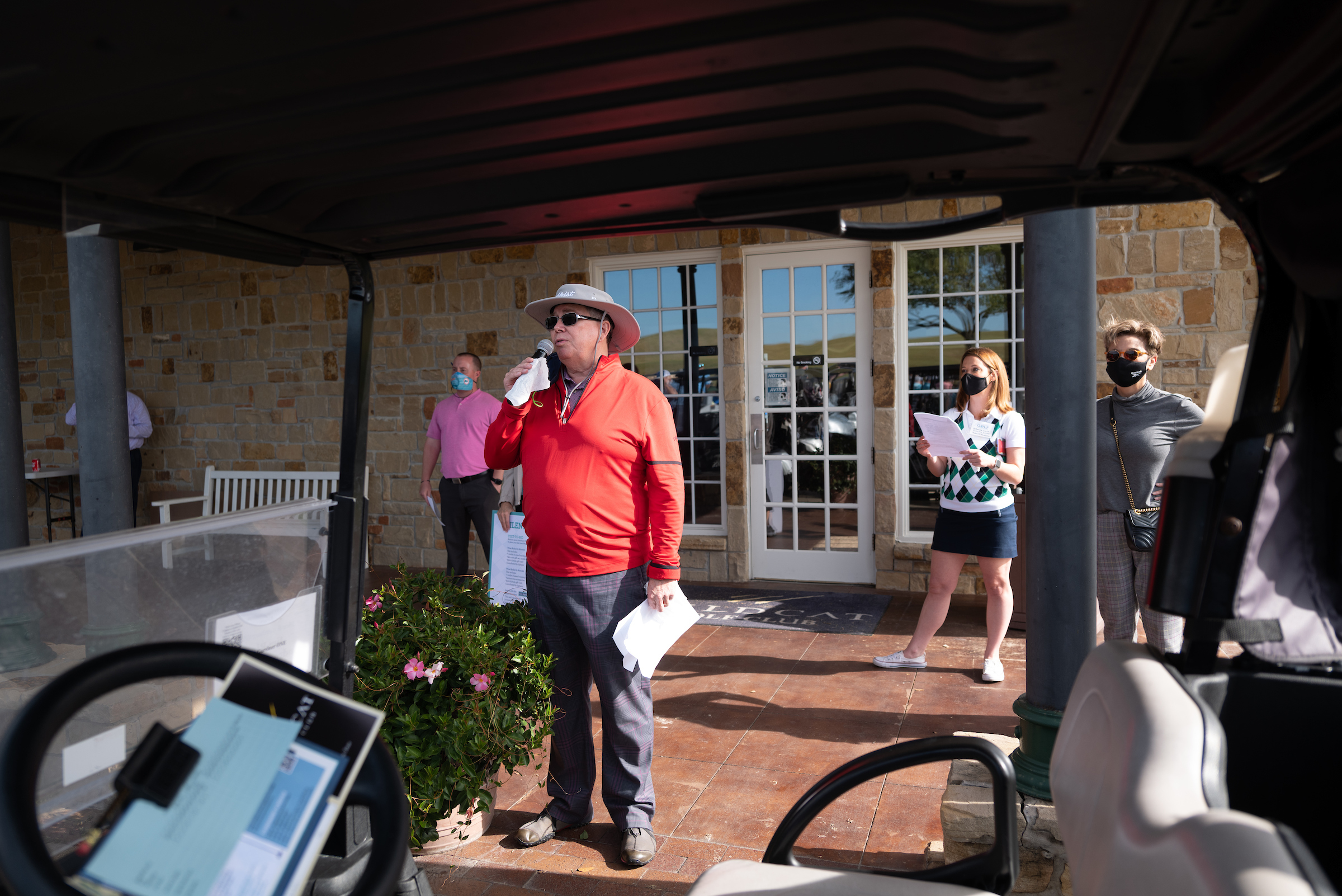 15th Annual HISD Foundation Golf Tournament gallery image #36
