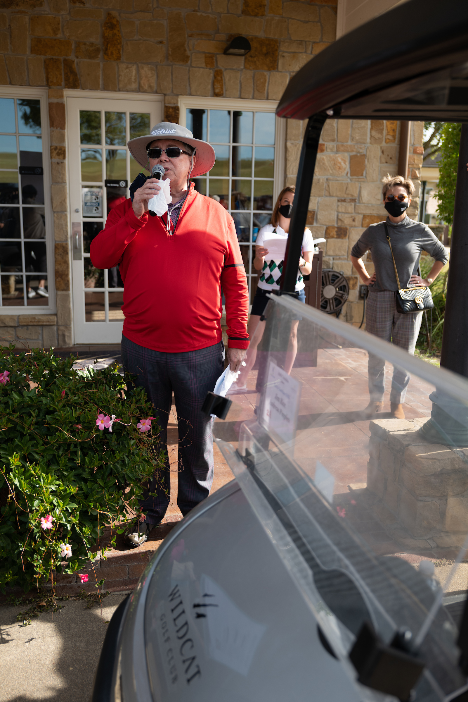 15th Annual HISD Foundation Golf Tournament gallery image #38