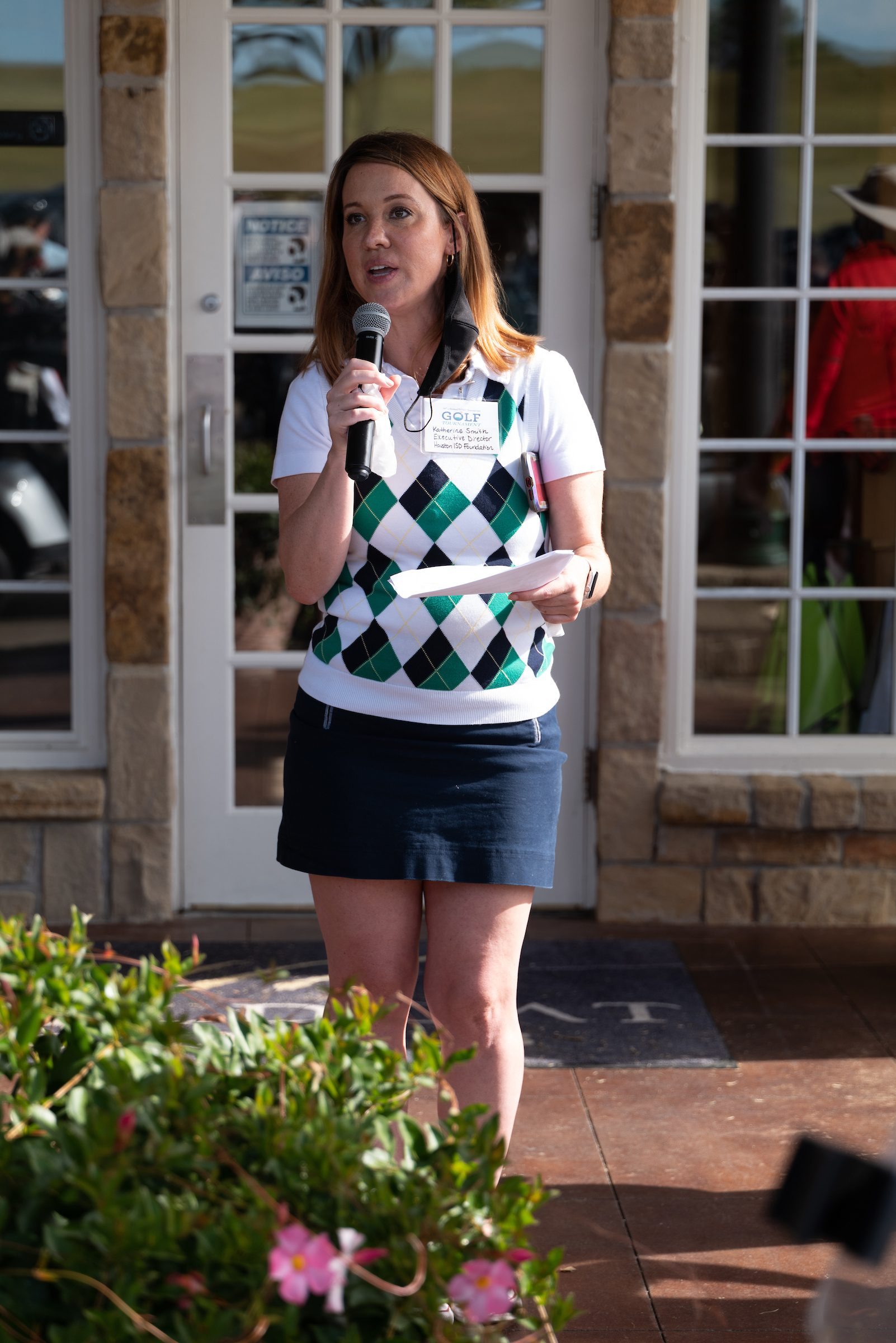 15th Annual HISD Foundation Golf Tournament gallery image #41