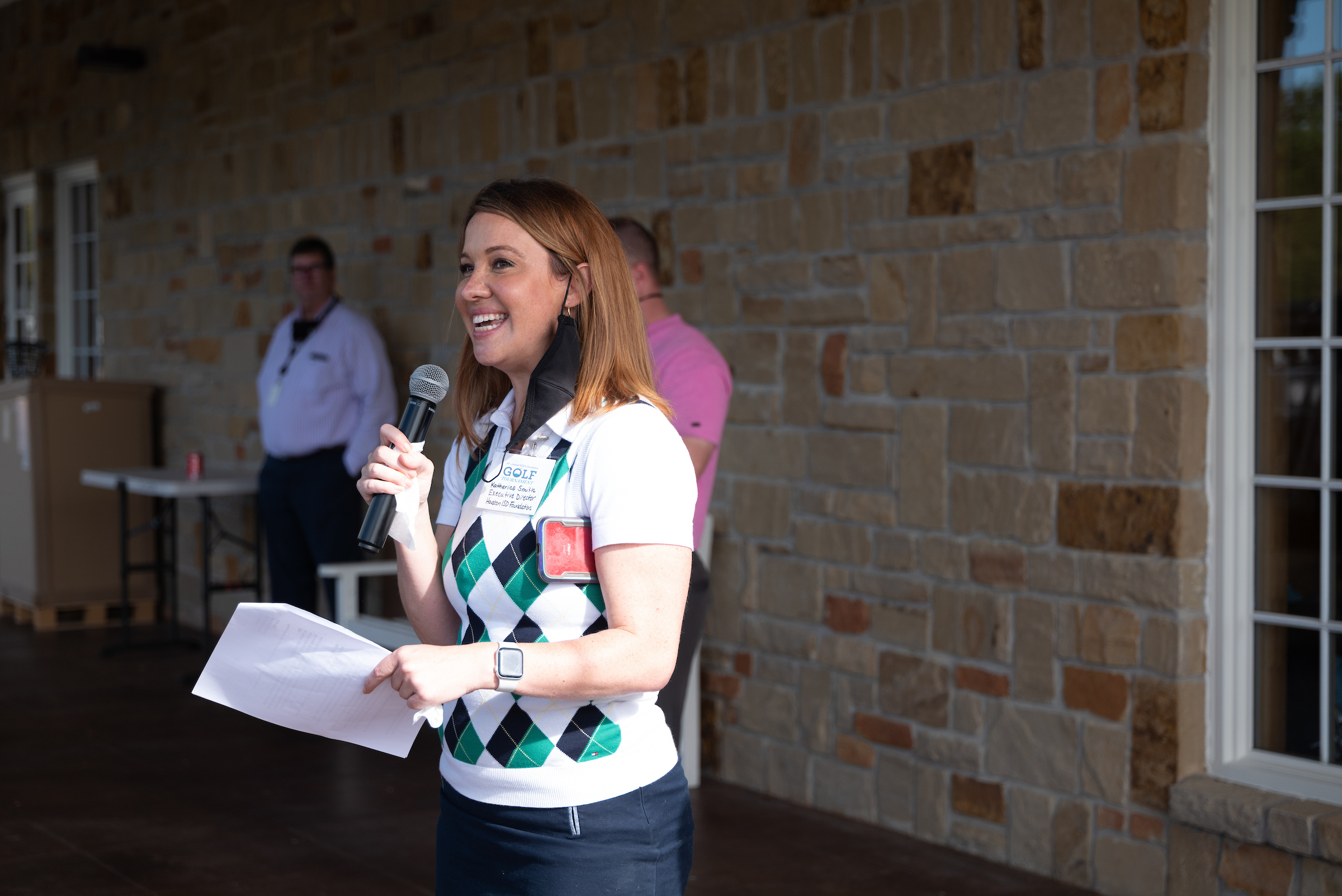 15th Annual HISD Foundation Golf Tournament gallery image #42