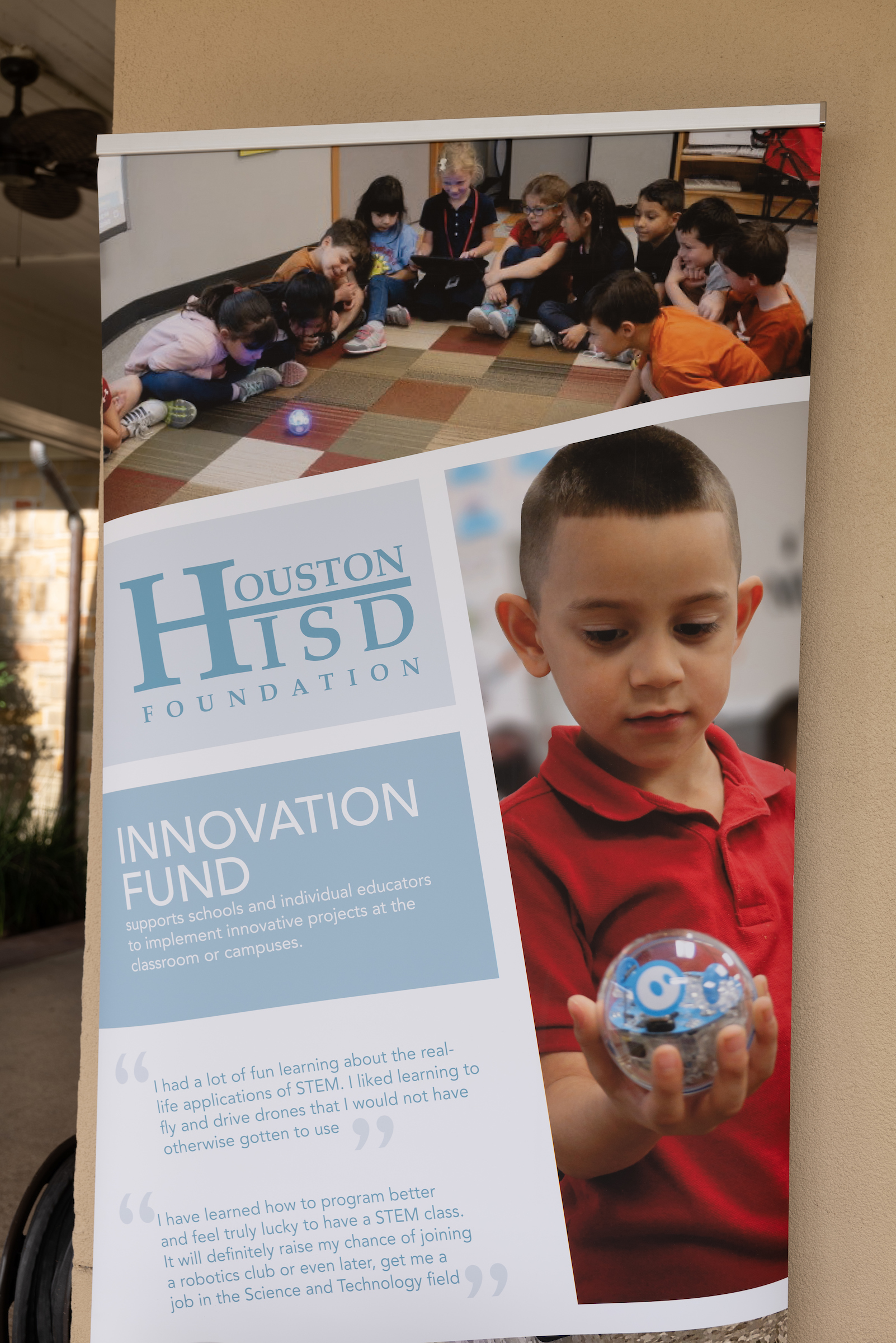 15th Annual HISD Foundation Golf Tournament gallery image #47