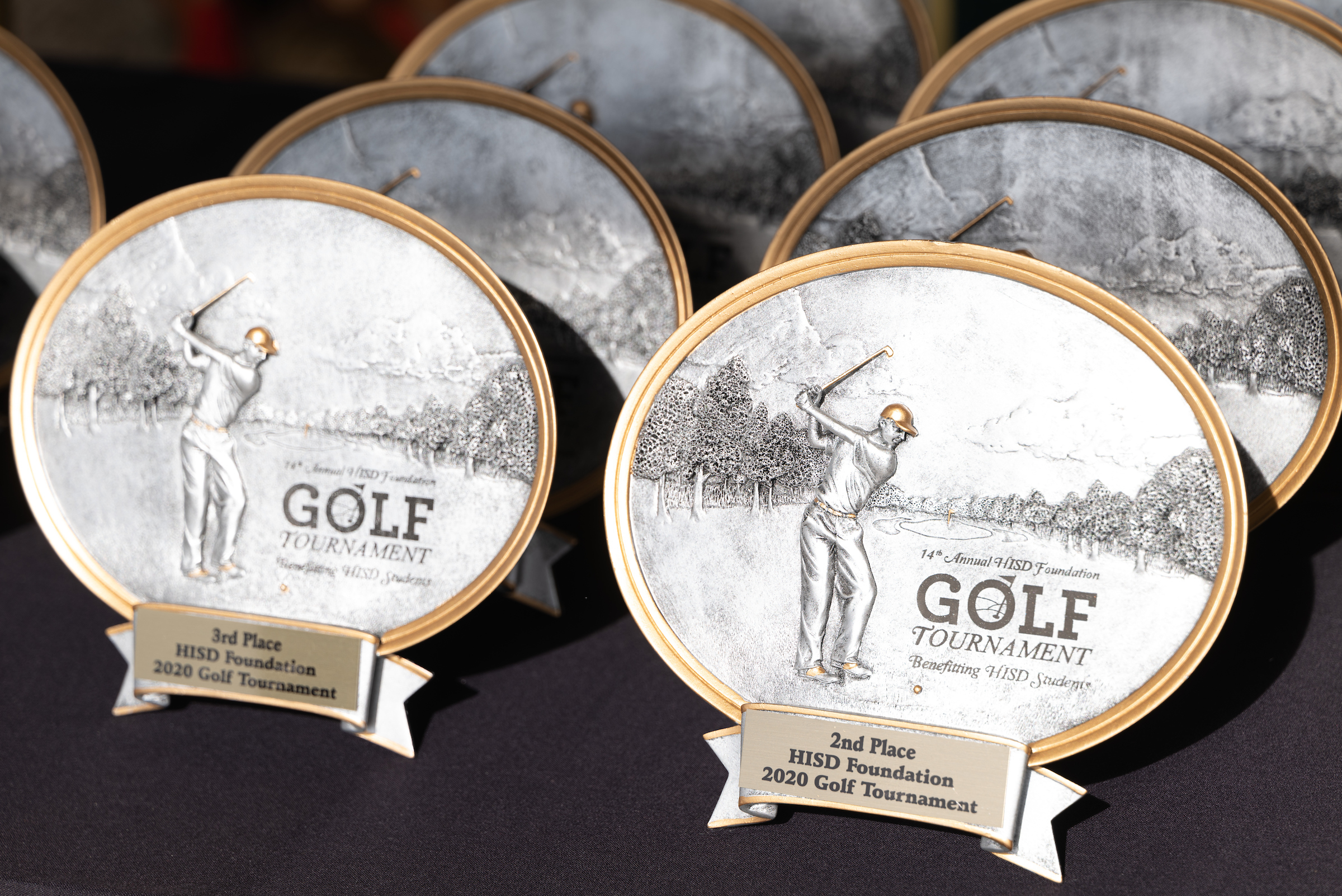 15th Annual HISD Foundation Golf Tournament gallery image #48