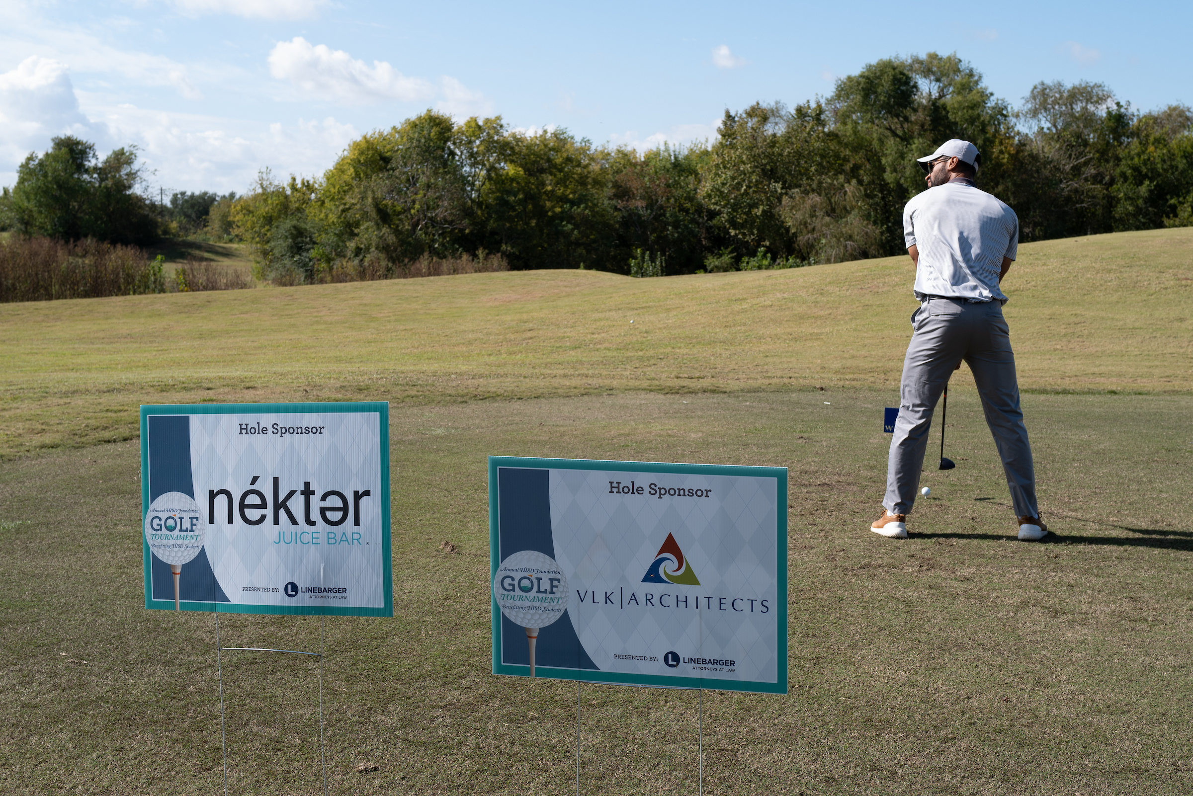 15th Annual HISD Foundation Golf Tournament gallery image #70