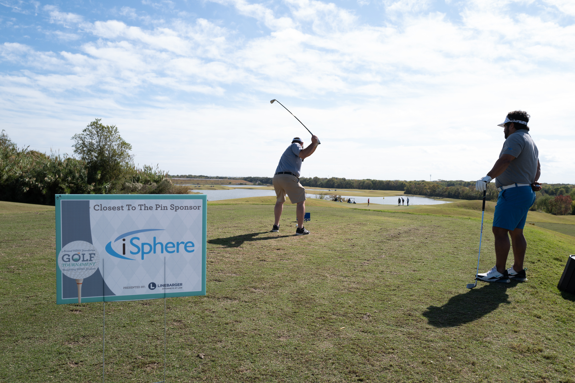 15th Annual HISD Foundation Golf Tournament gallery image #79