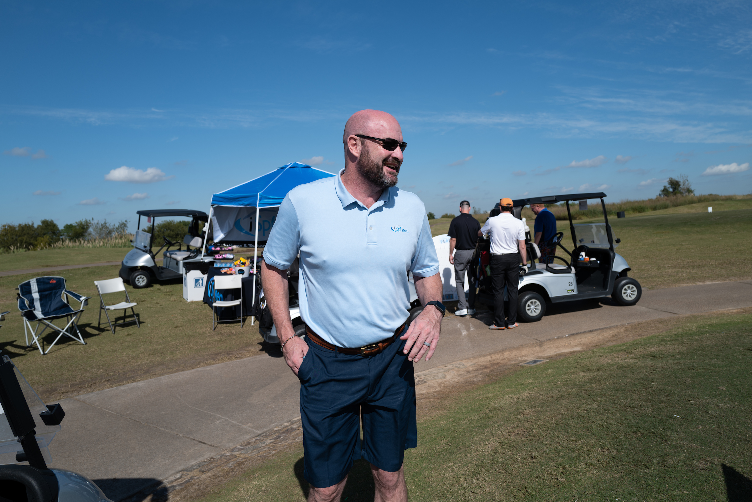 15th Annual HISD Foundation Golf Tournament gallery image #81