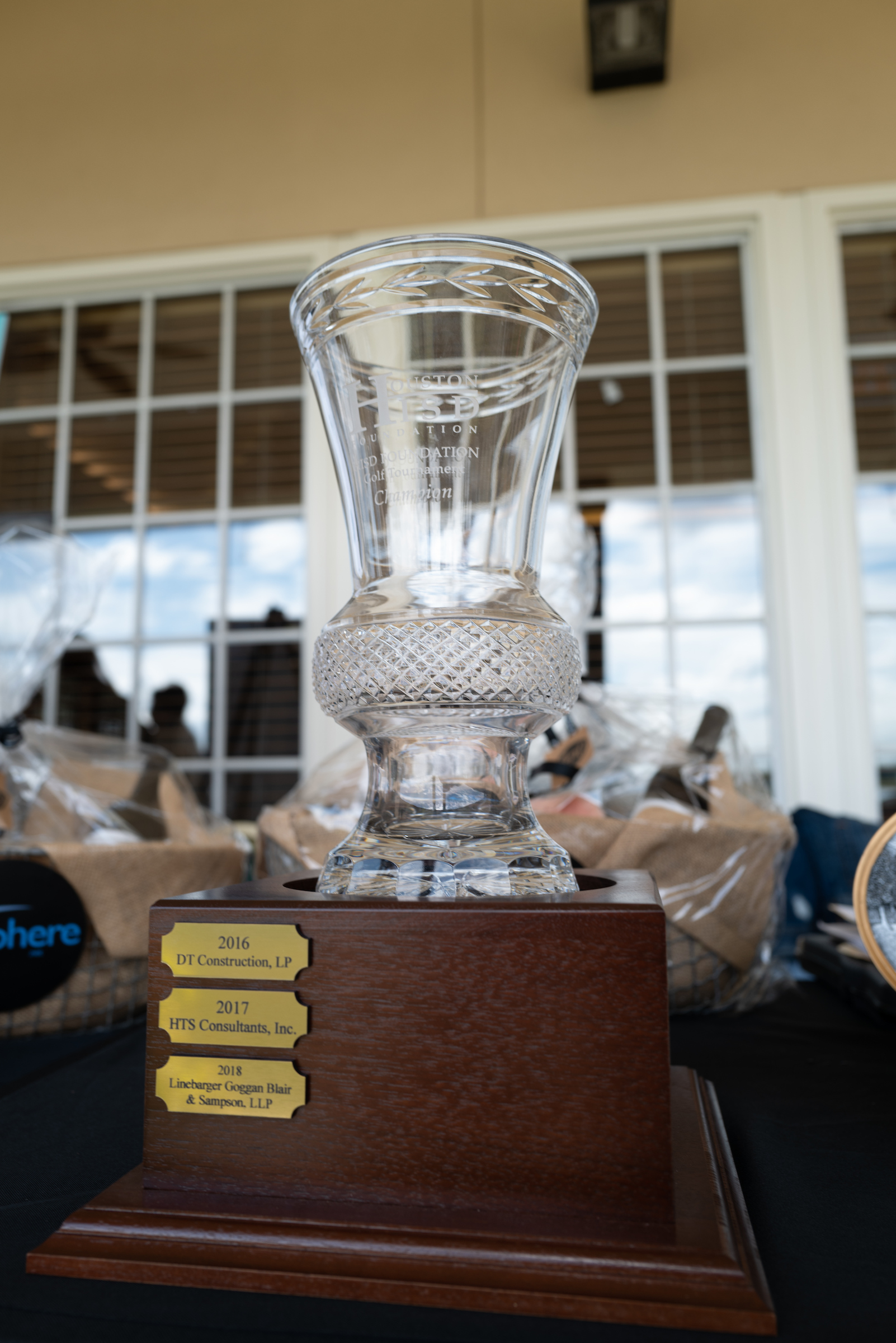 15th Annual HISD Foundation Golf Tournament gallery image #87