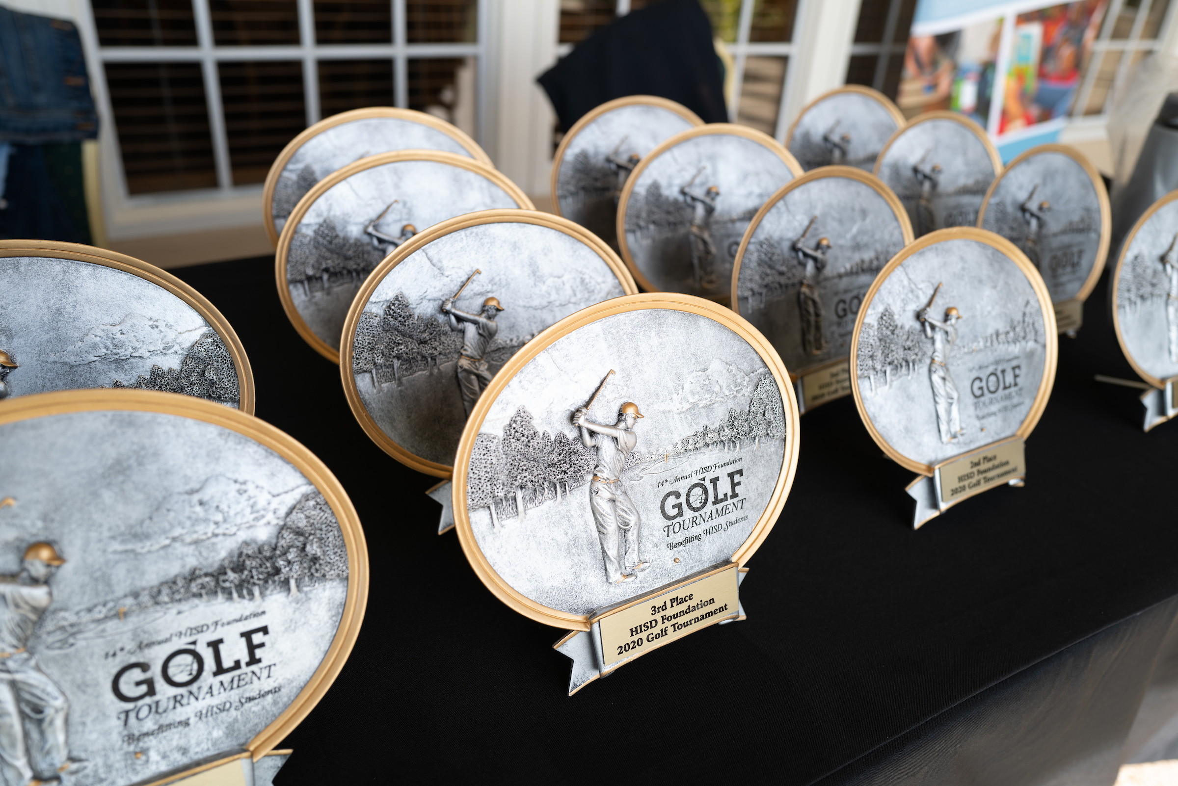 15th Annual HISD Foundation Golf Tournament gallery image #88