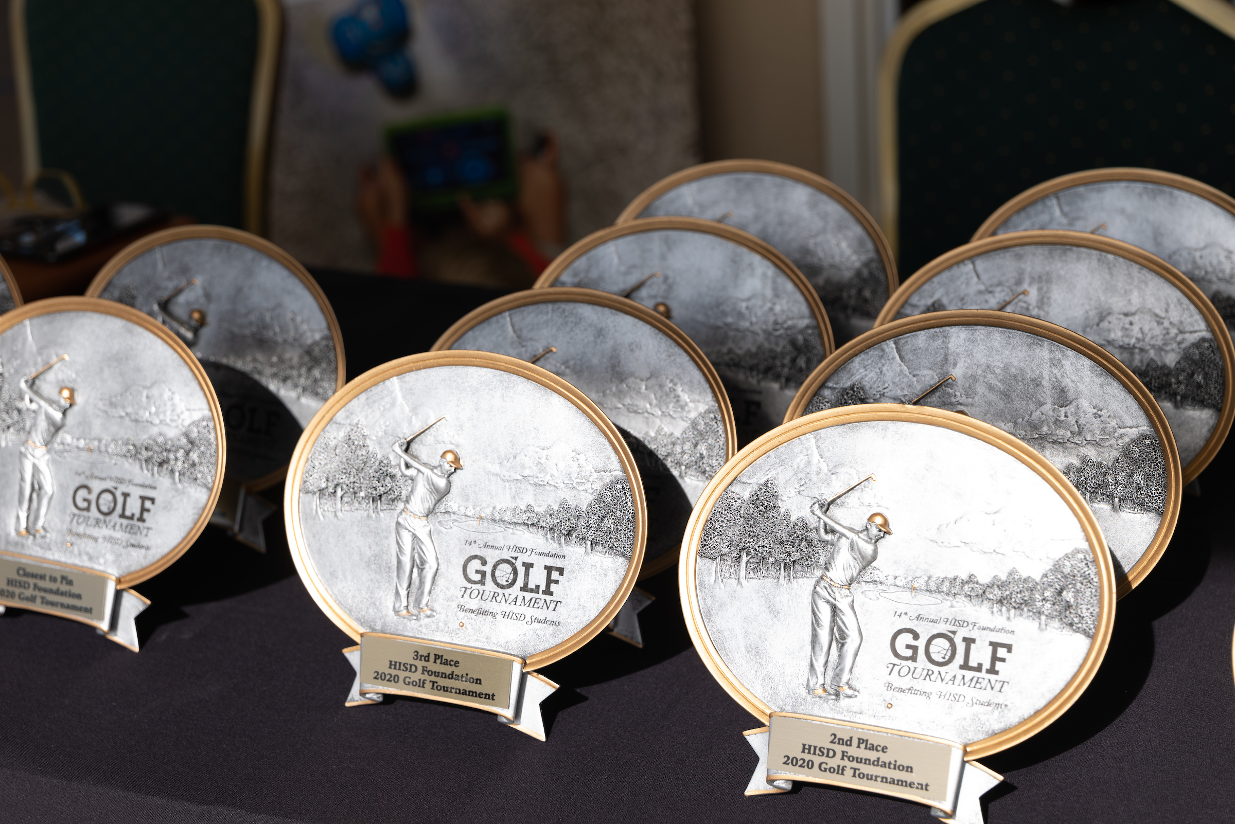 15th Annual HISD Foundation Golf Tournament gallery image #90