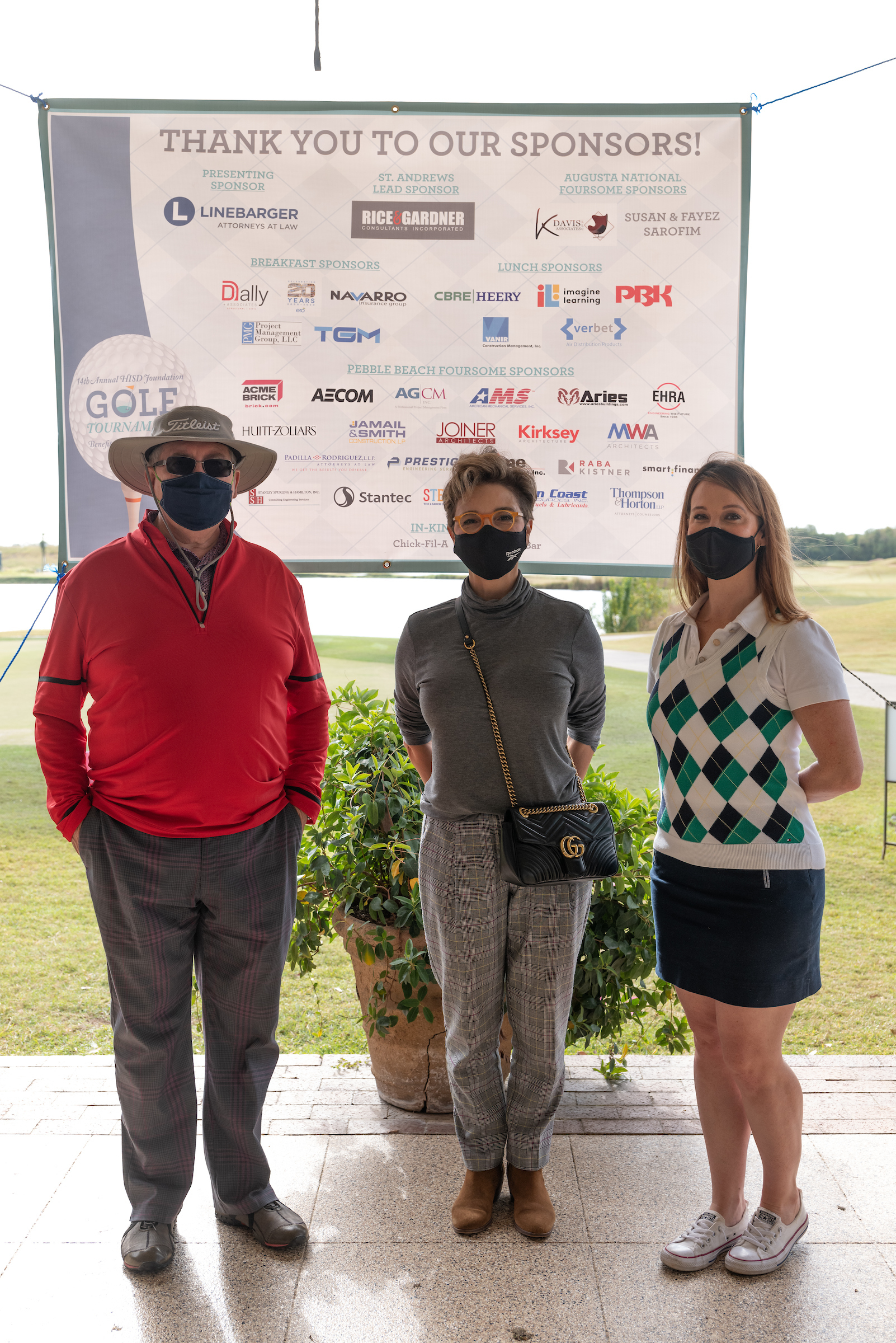 15th Annual HISD Foundation Golf Tournament gallery image #96