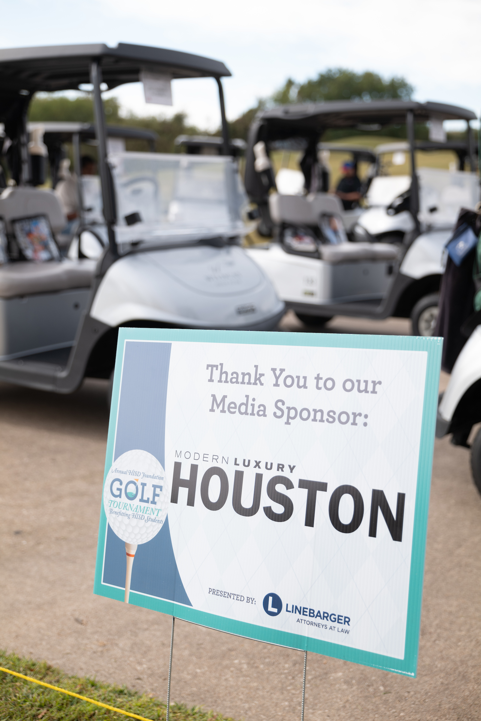 15th Annual HISD Foundation Golf Tournament gallery image #100