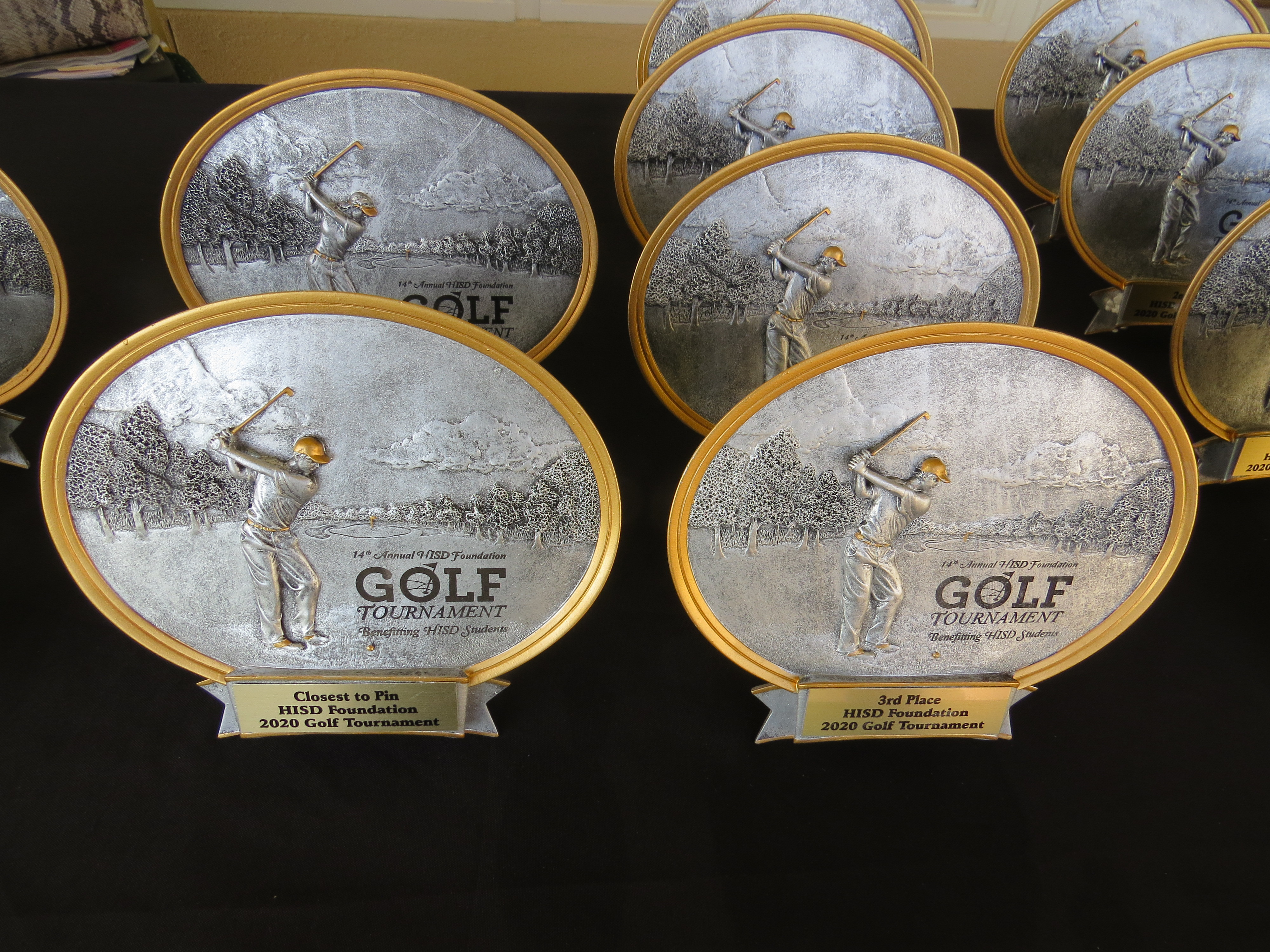 15th Annual HISD Foundation Golf Tournament gallery image #105