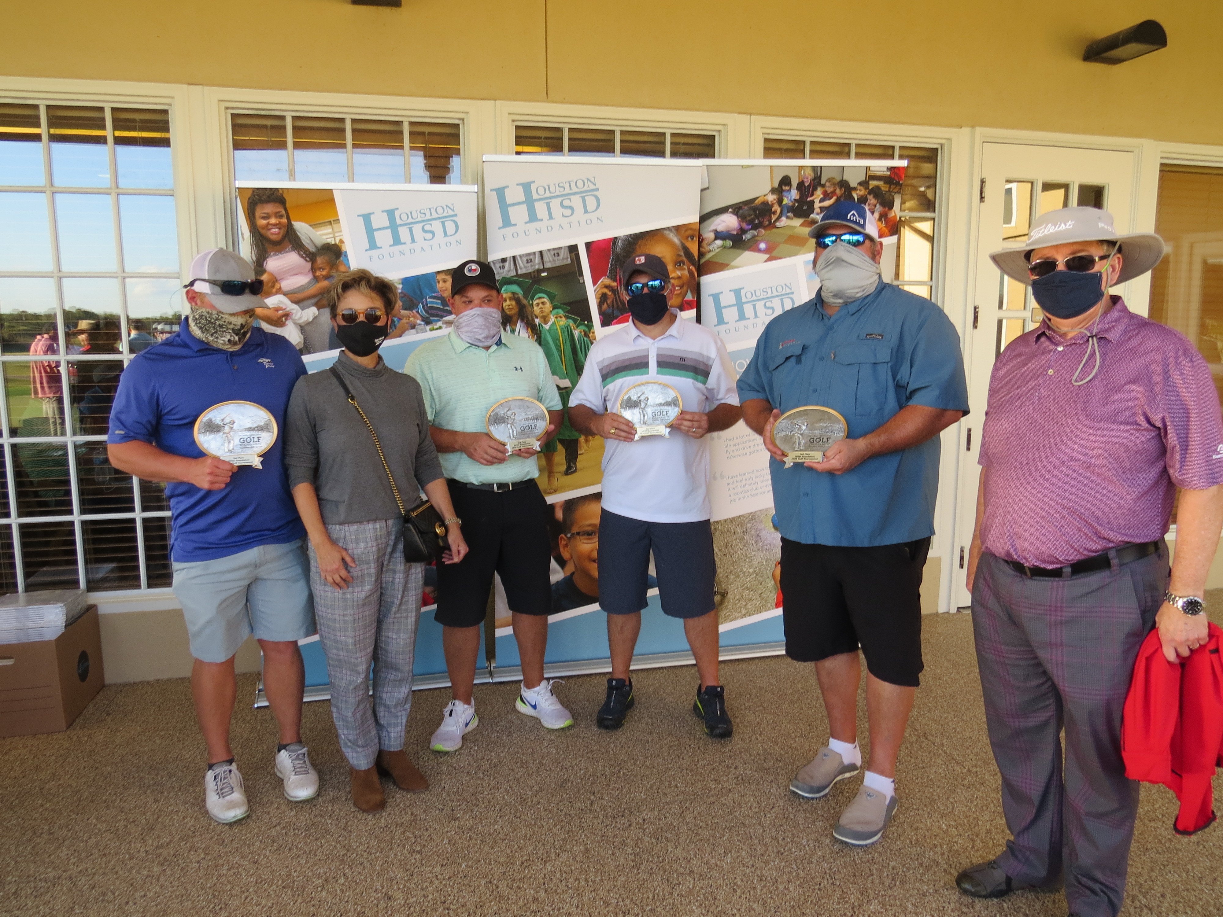 15th Annual HISD Foundation Golf Tournament gallery image #106
