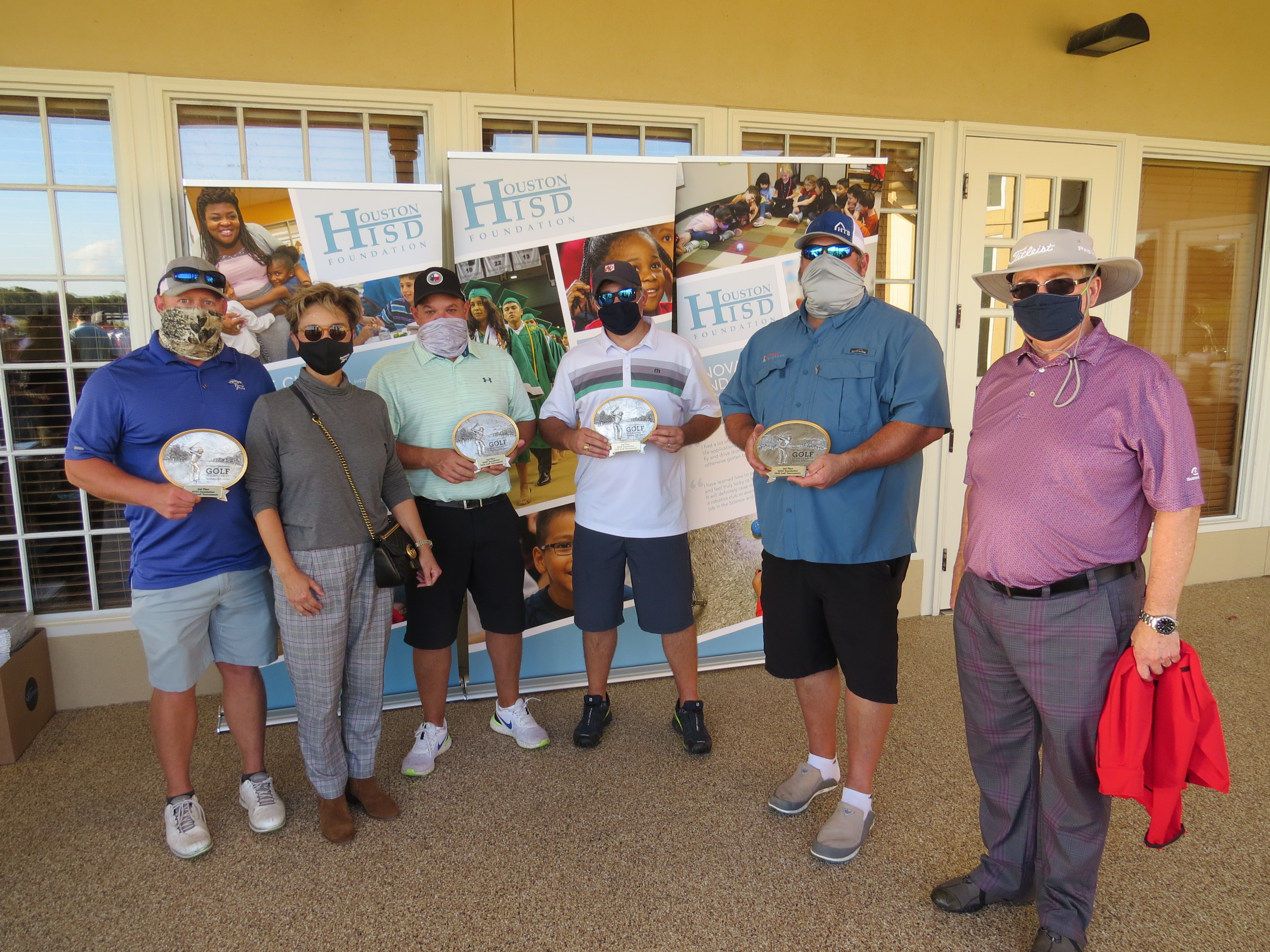 15th Annual HISD Foundation Golf Tournament gallery image #107