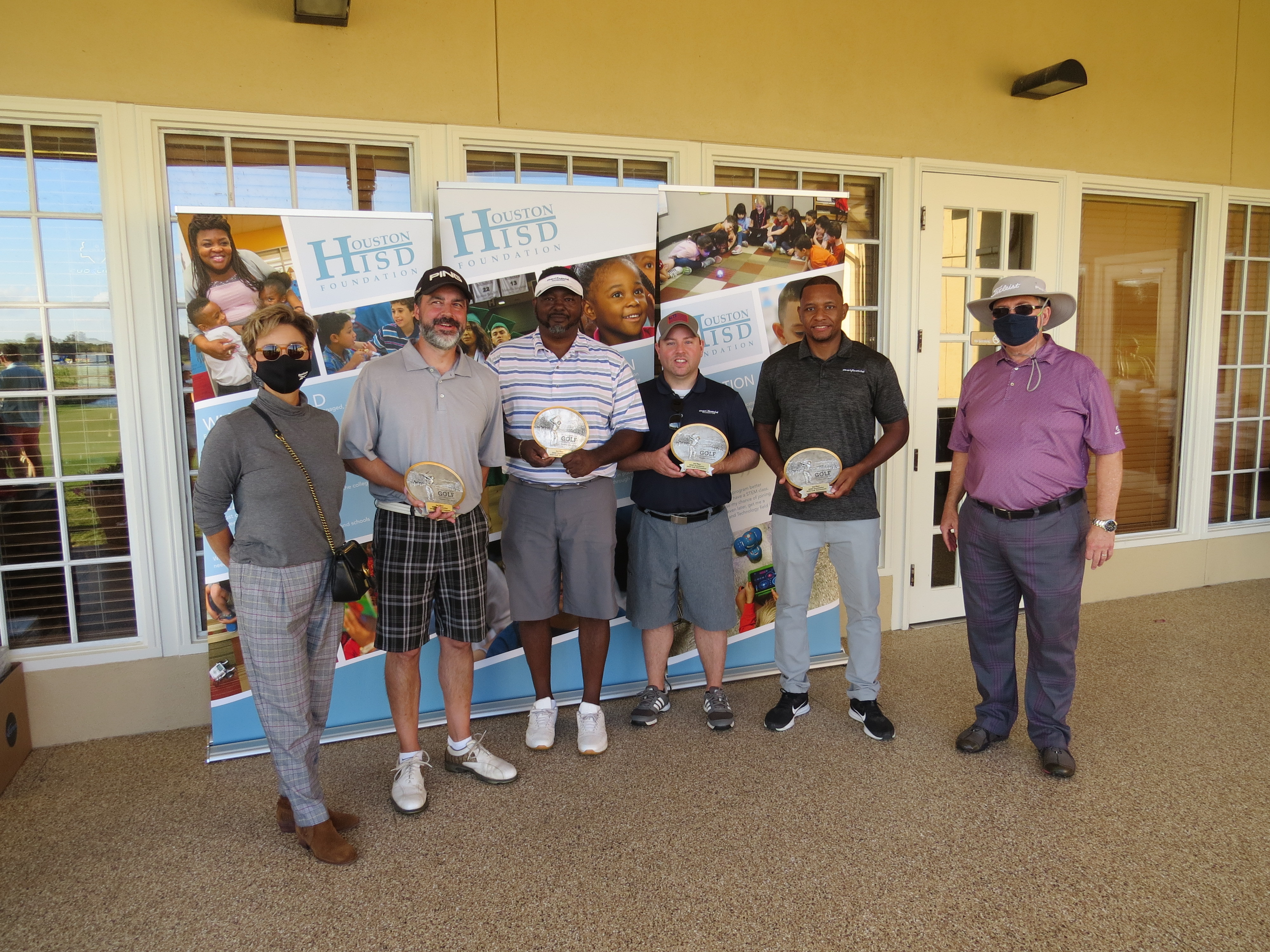 15th Annual HISD Foundation Golf Tournament gallery image #108