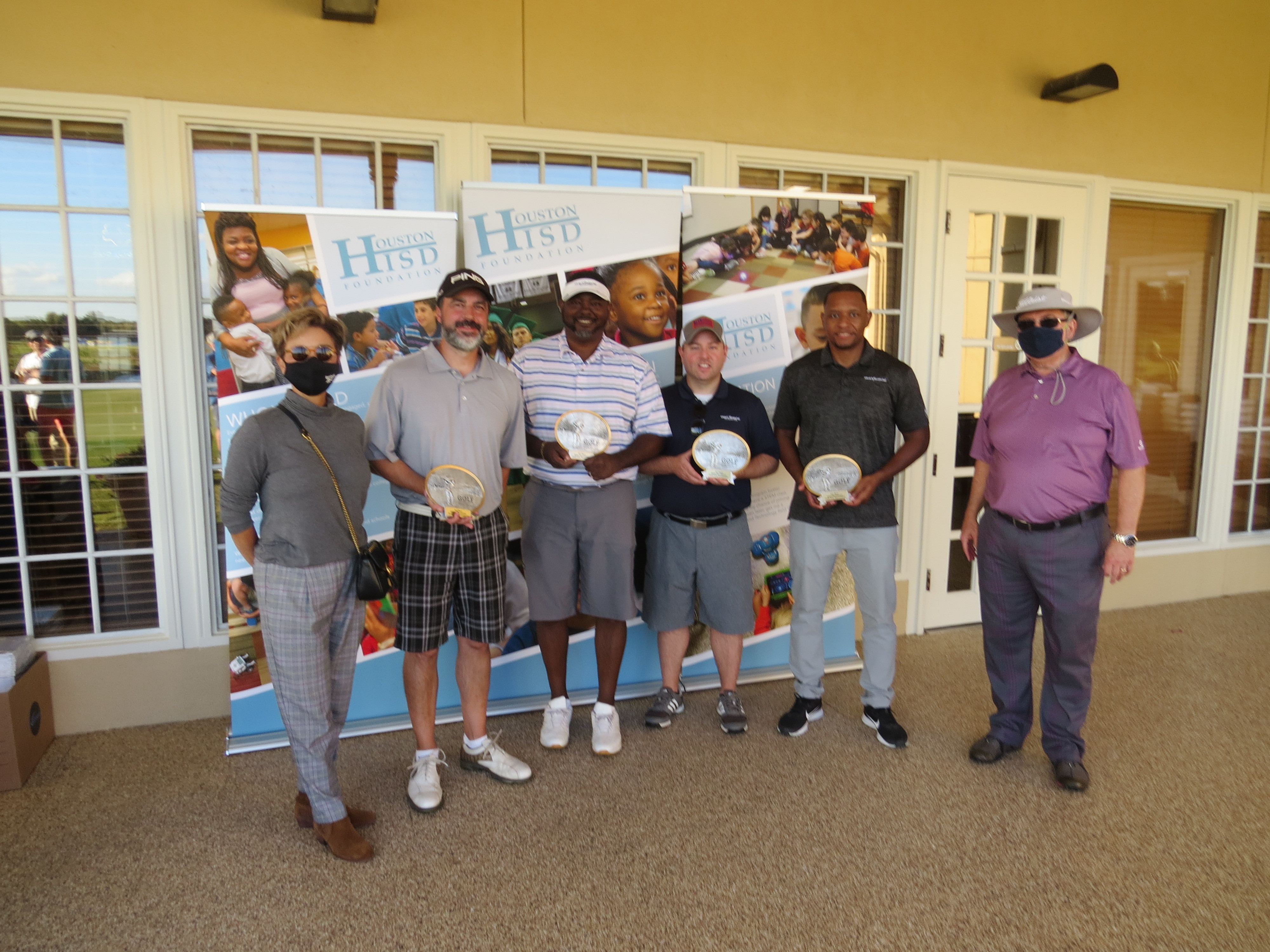 15th Annual HISD Foundation Golf Tournament gallery image #109