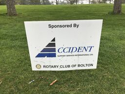 Bolton Rotary Golf Fall Tournament gallery image #8