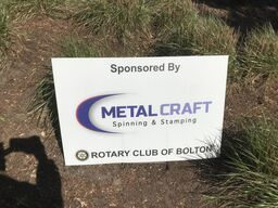 Bolton Rotary Golf Fall Tournament gallery image #22