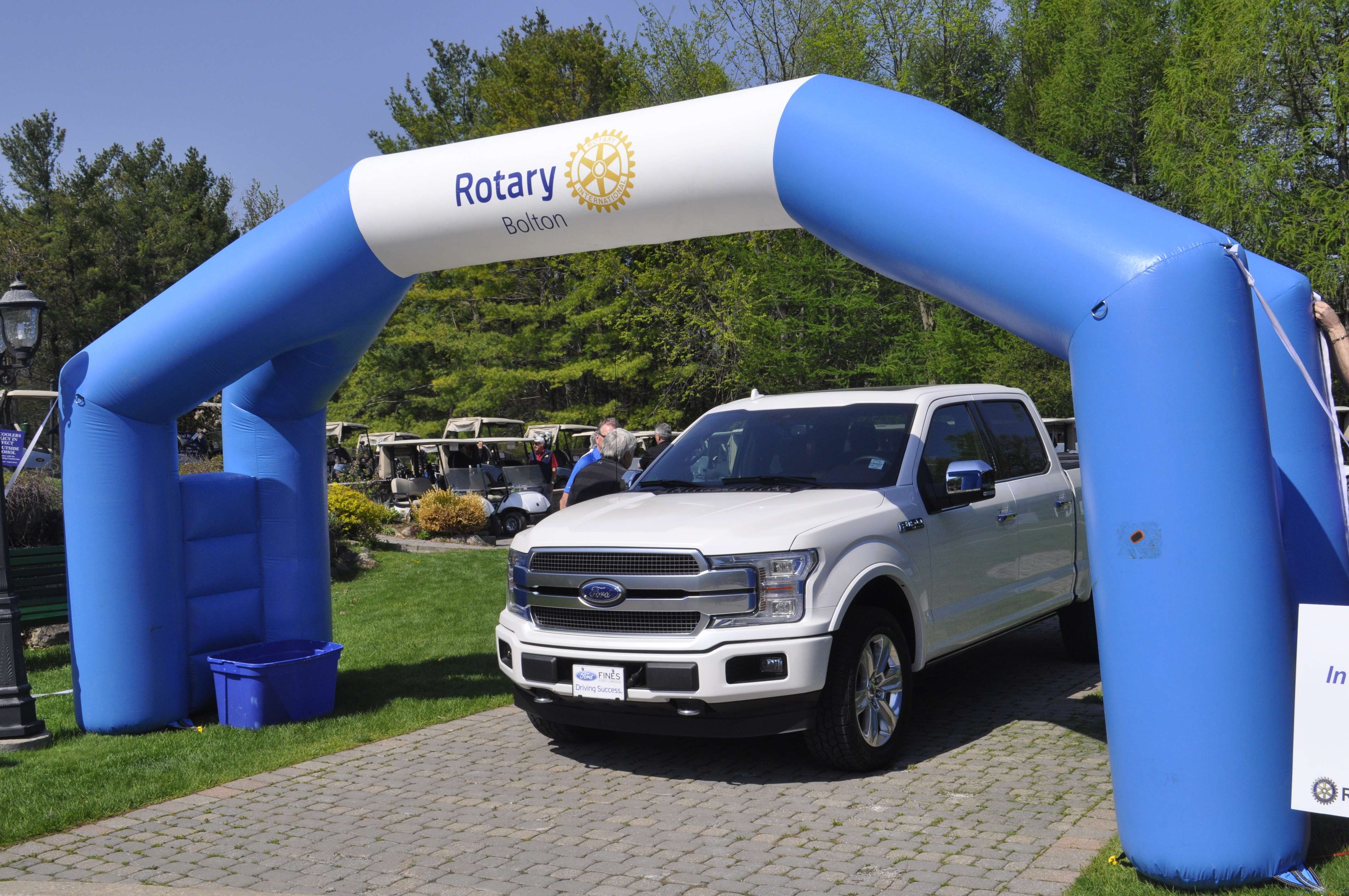 Bolton Rotary Golf Fall Tournament gallery image #27