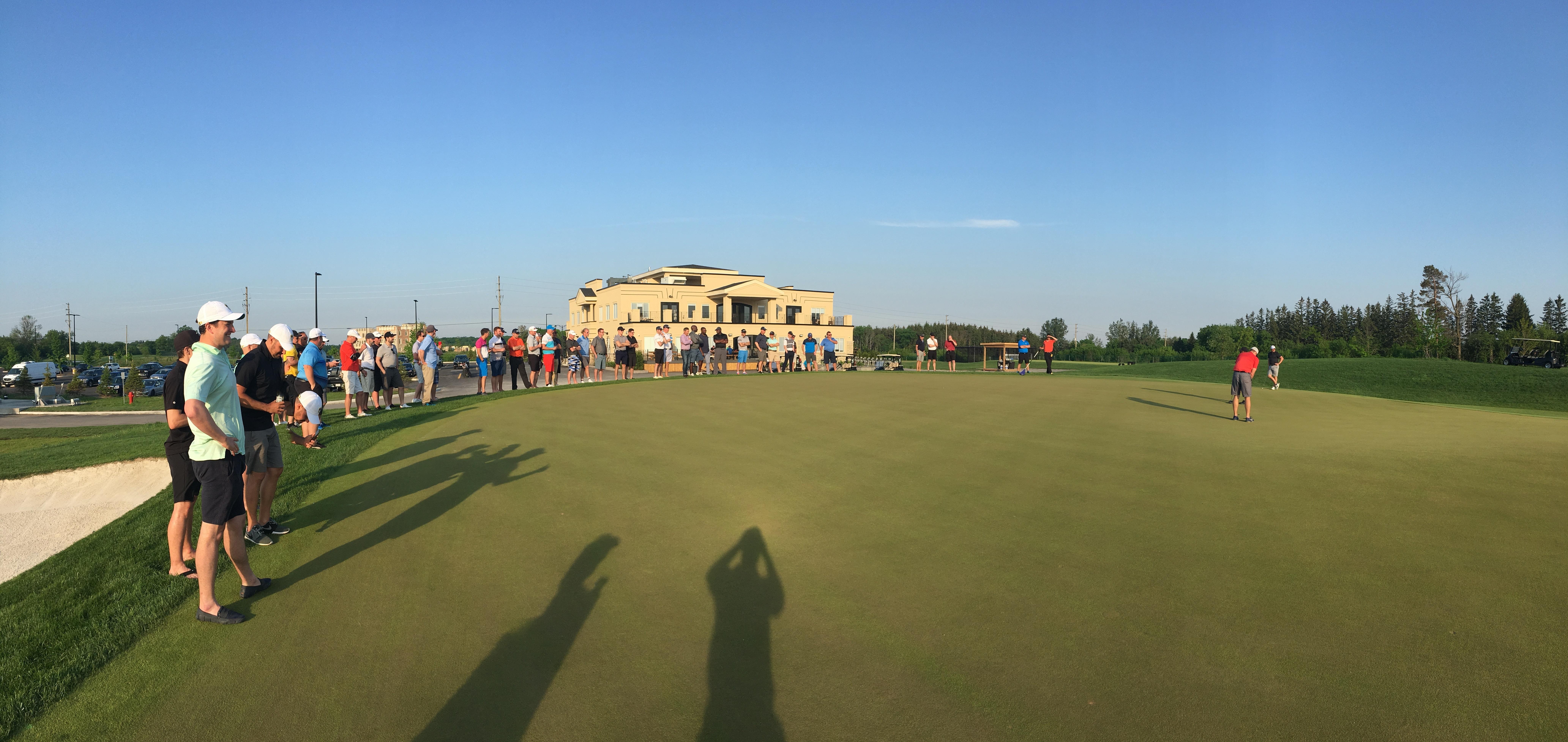 CJGA (Canadian Junior Golf Association) Charity Golf Tournament on Sept 17 gallery image #9