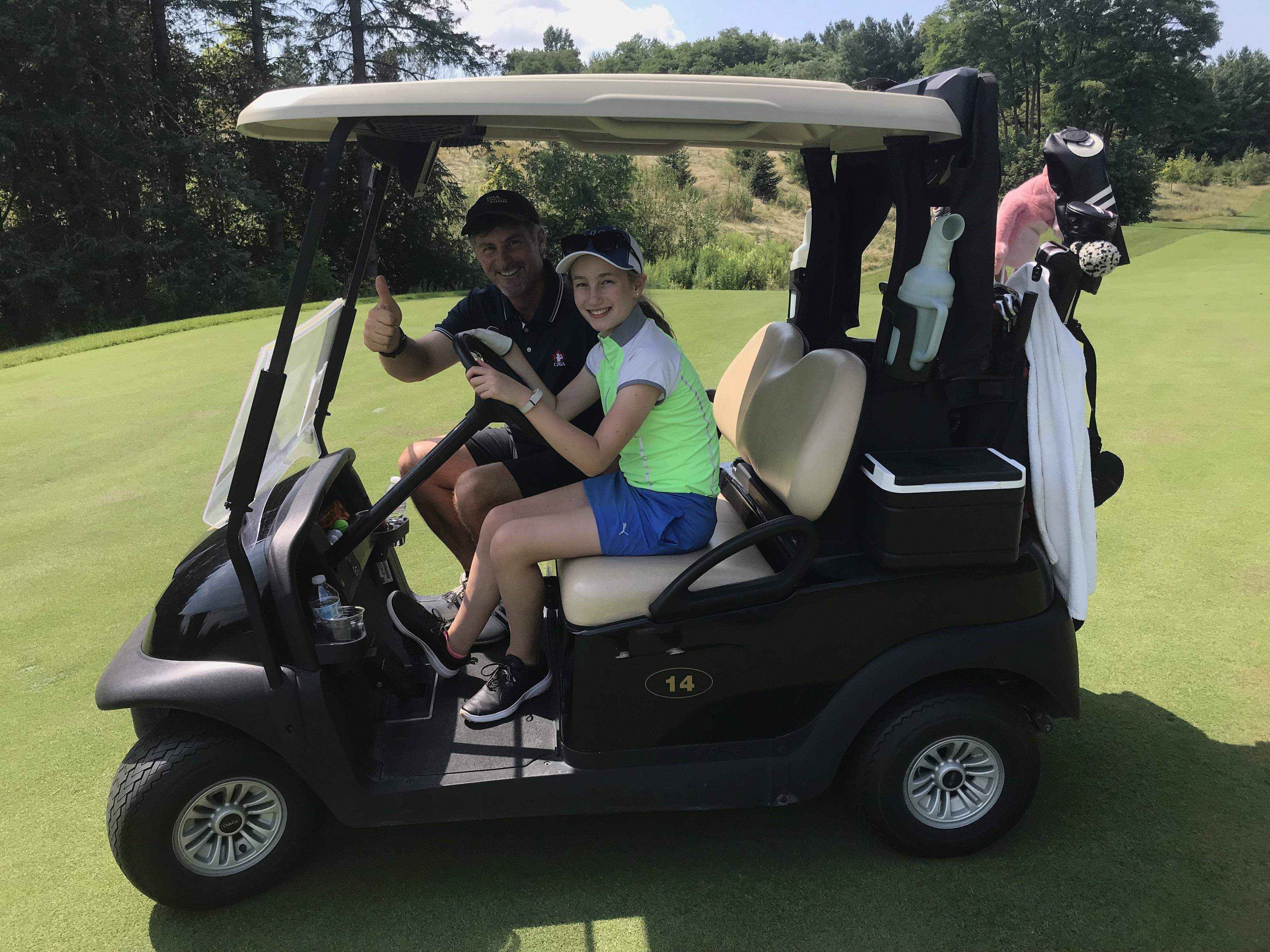 CJGA (Canadian Junior Golf Association) Charity Golf Tournament on Sept 17 gallery image #15