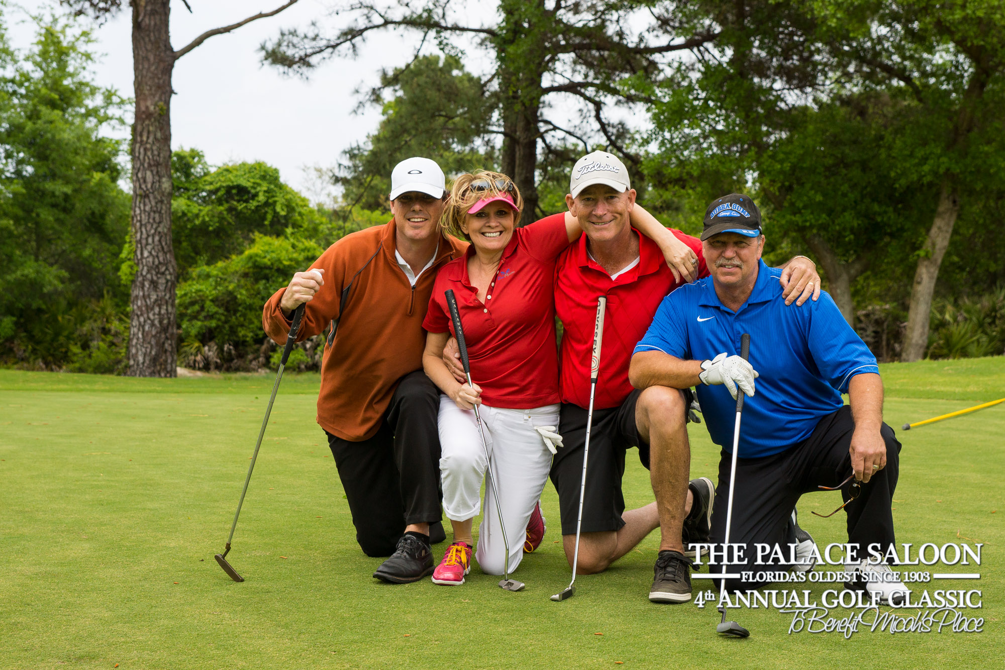 The Palace Saloon Charity Golf Classic gallery image #7
