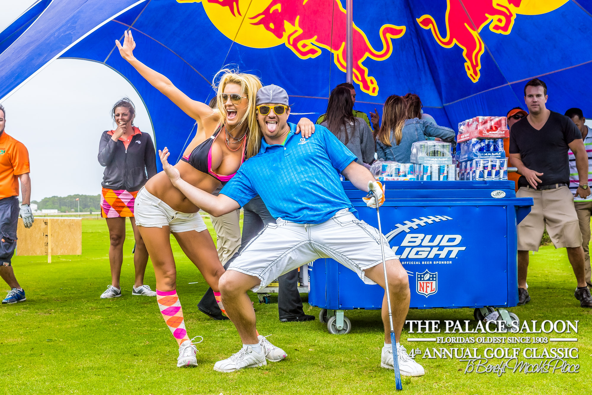 The Palace Saloon Charity Golf Classic gallery image #9