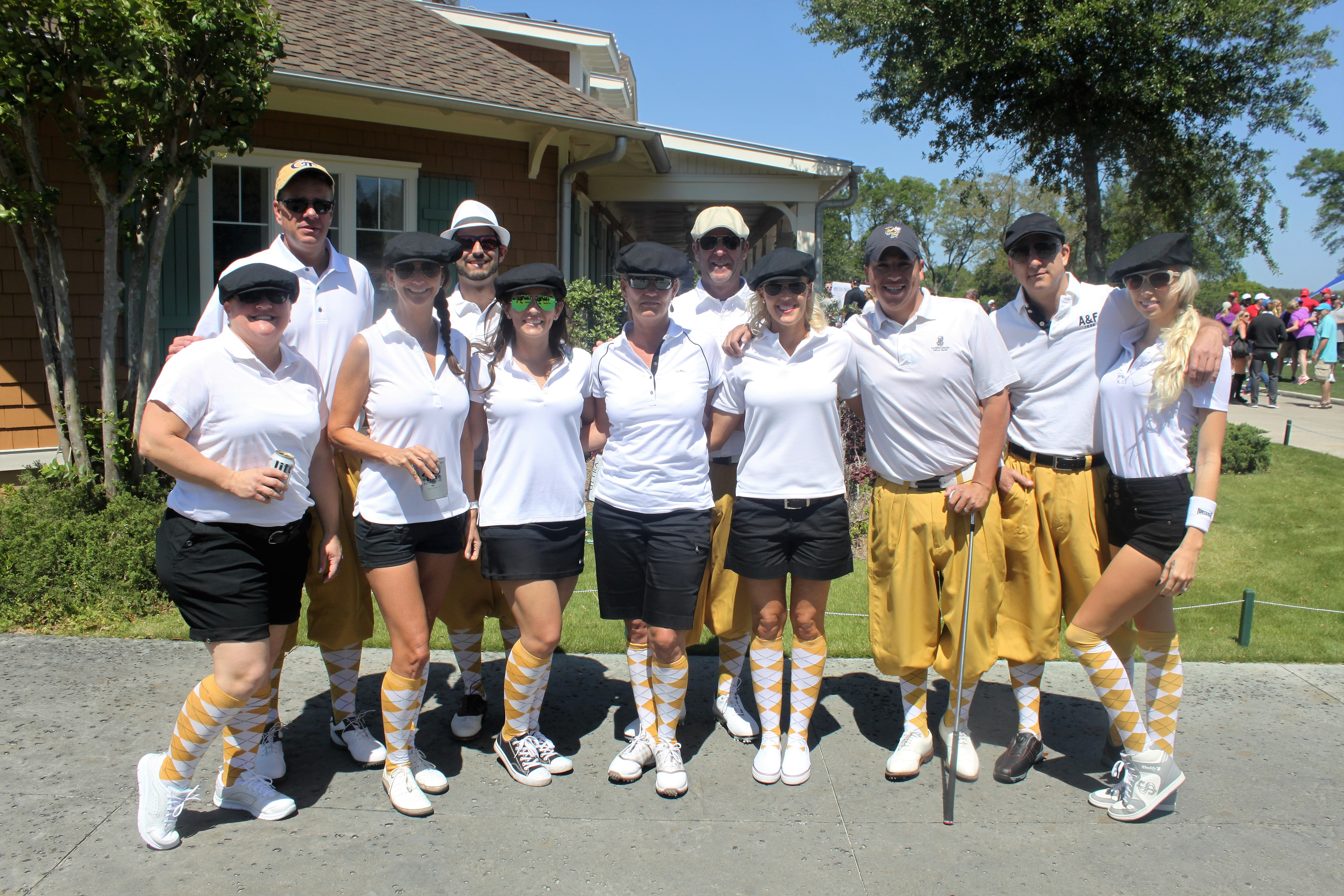 The Palace Saloon Charity Golf Classic gallery image #13