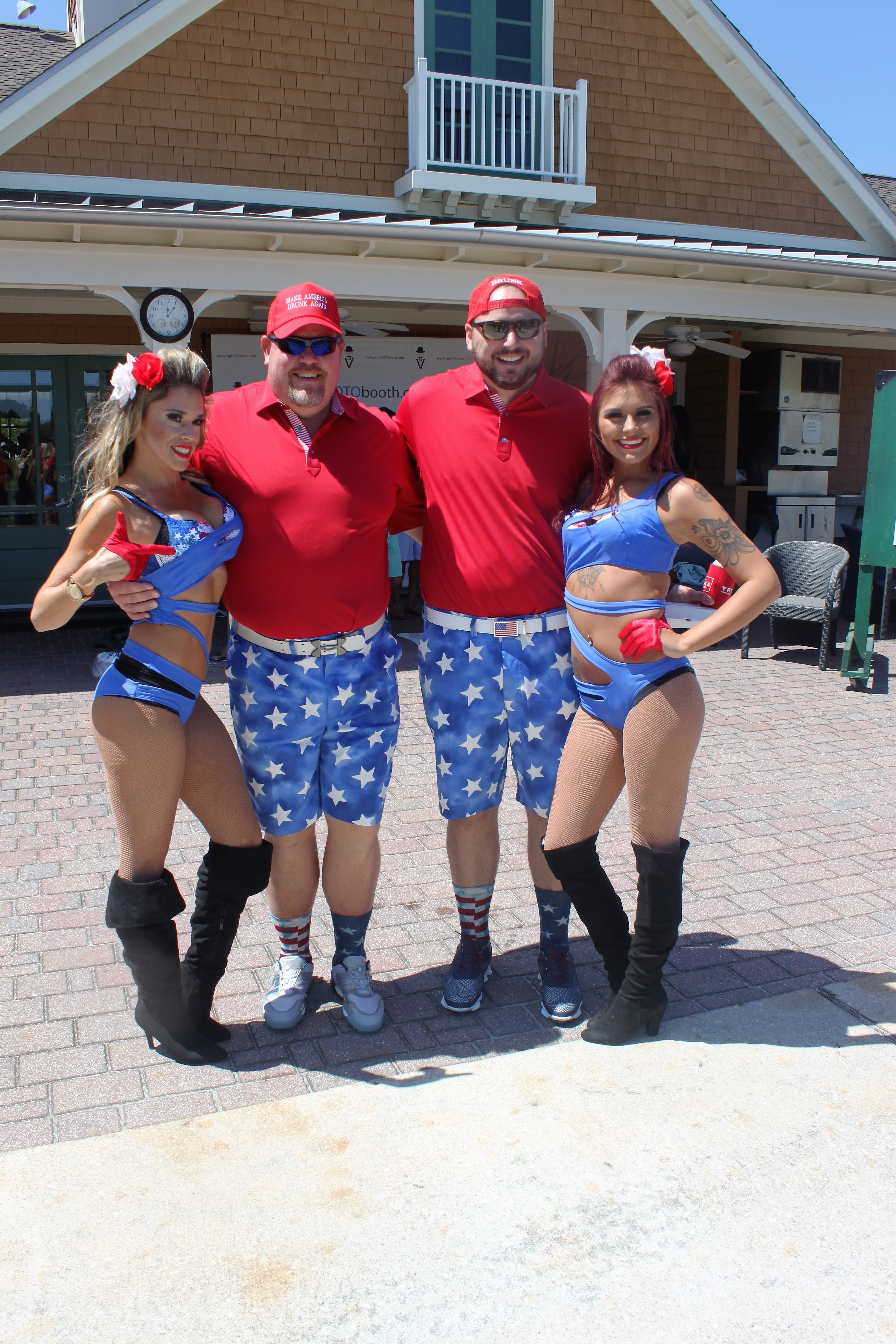 The Palace Saloon Charity Golf Classic gallery image #14