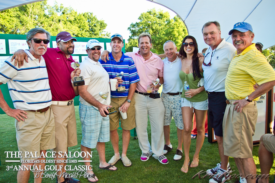 The Palace Saloon Charity Golf Classic gallery image #25