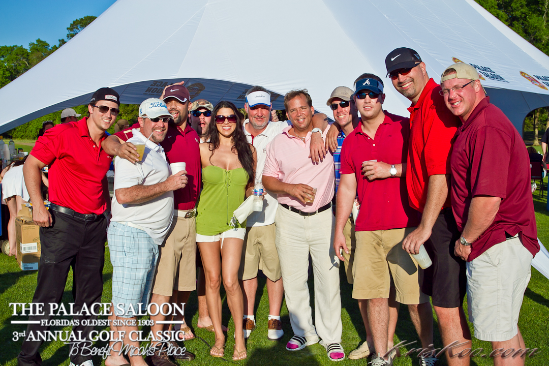 The Palace Saloon Charity Golf Classic gallery image #28