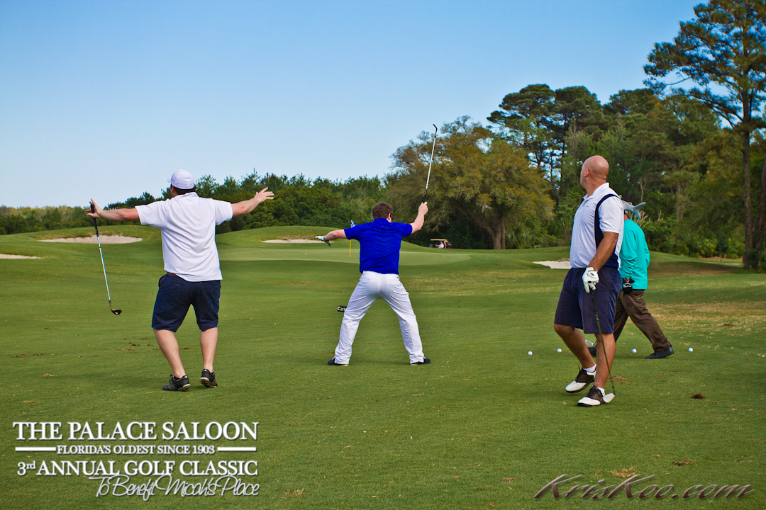 The Palace Saloon Charity Golf Classic gallery image #31