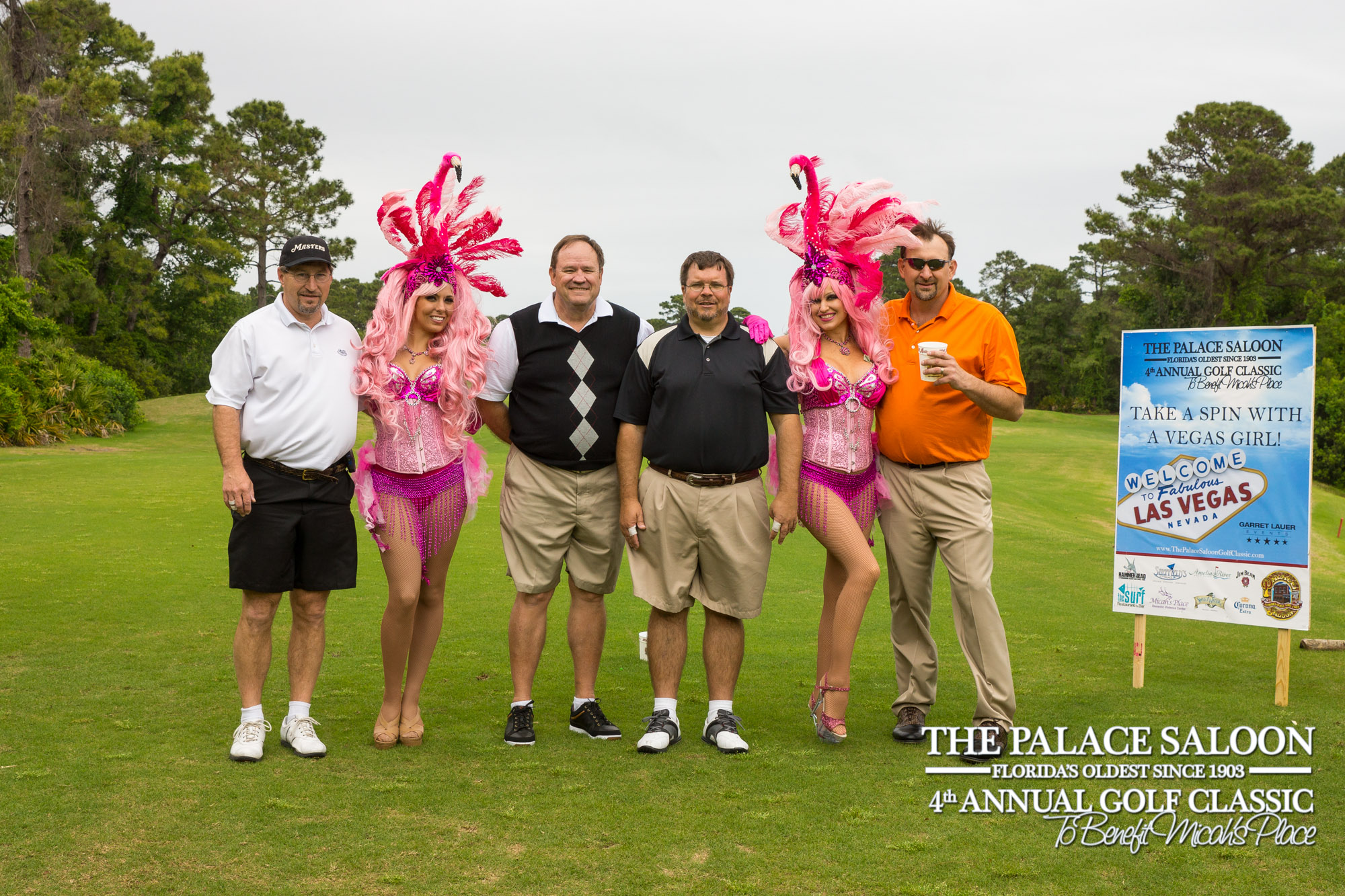 The Palace Saloon Charity Golf Classic gallery image #41