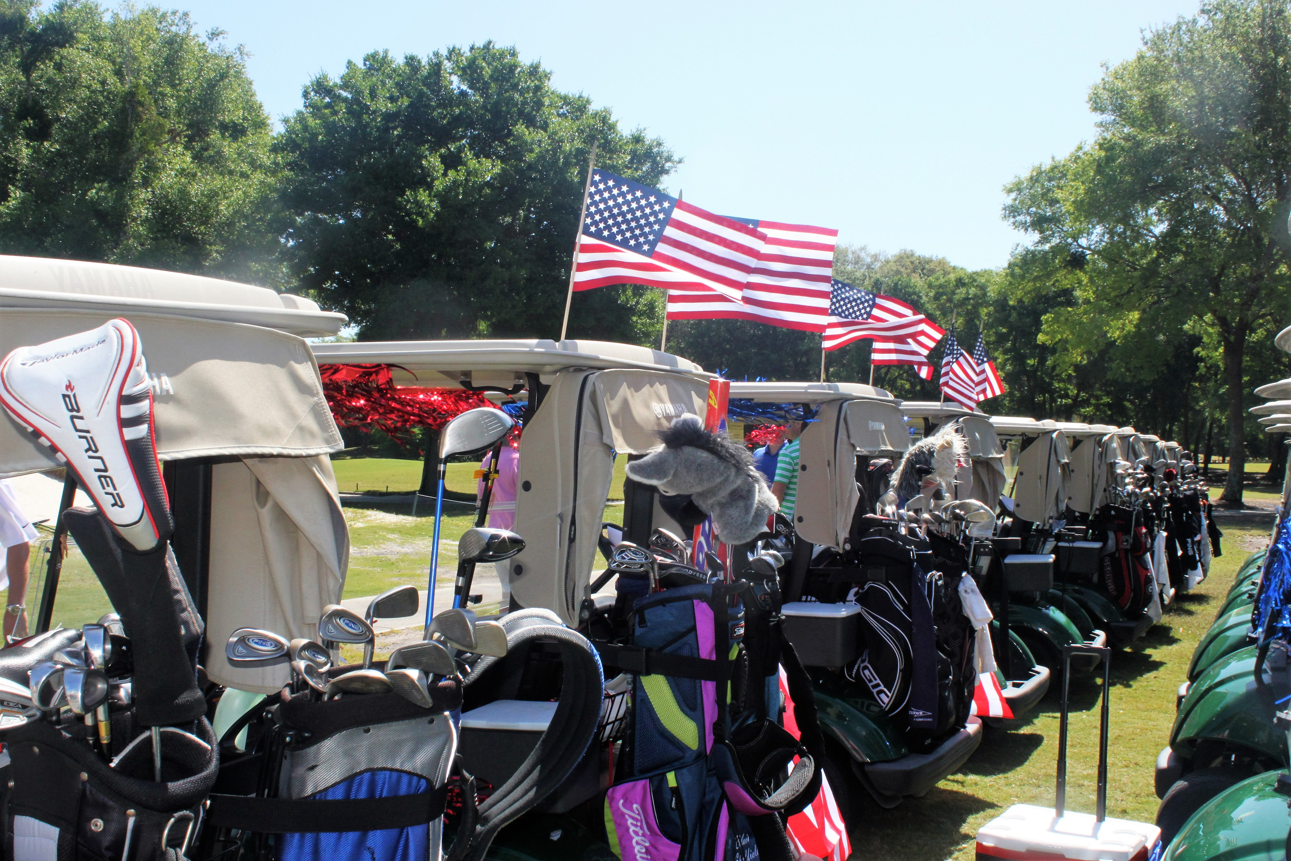 The Palace Saloon Charity Golf Classic gallery image #45