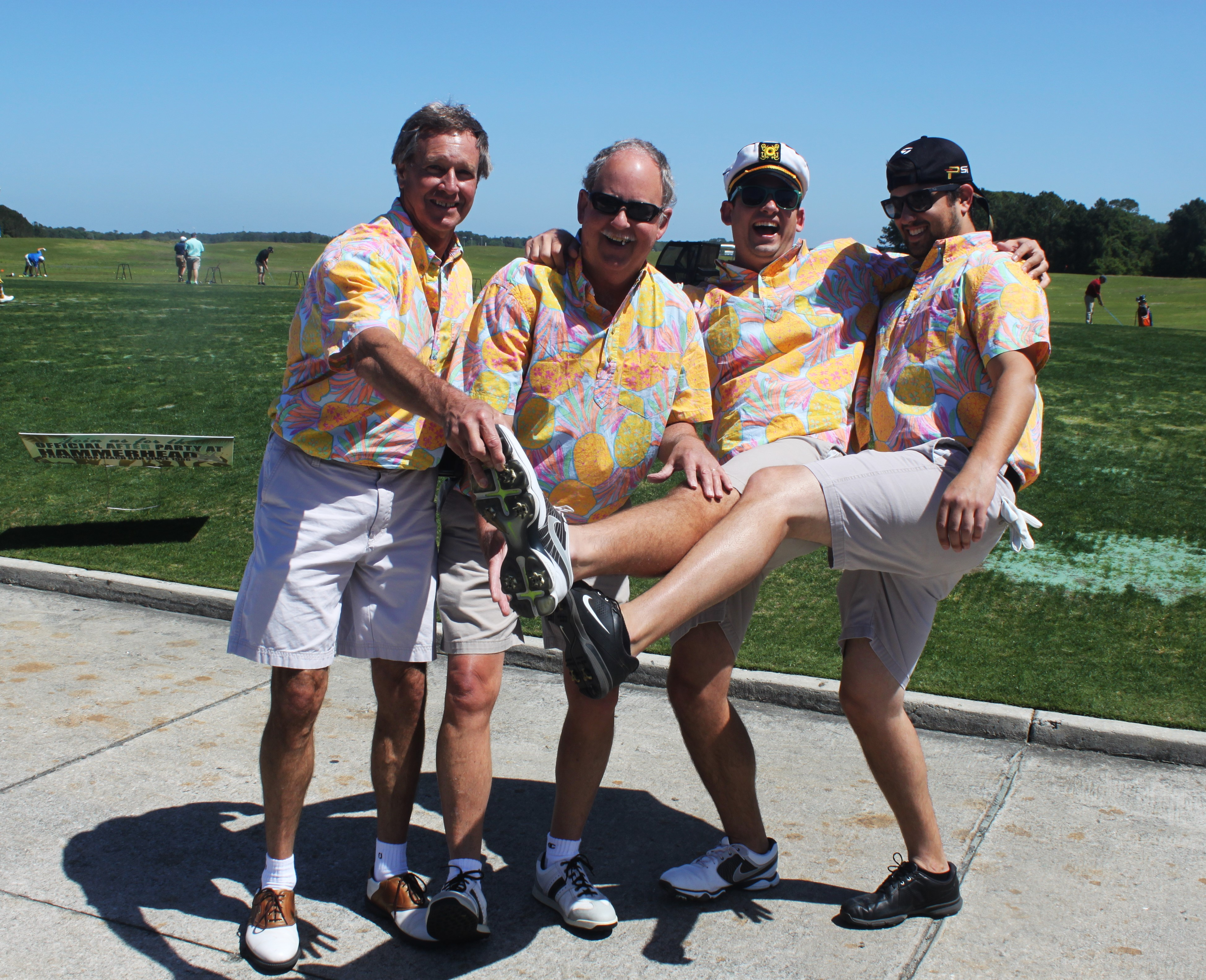 The Palace Saloon Charity Golf Classic gallery image #46
