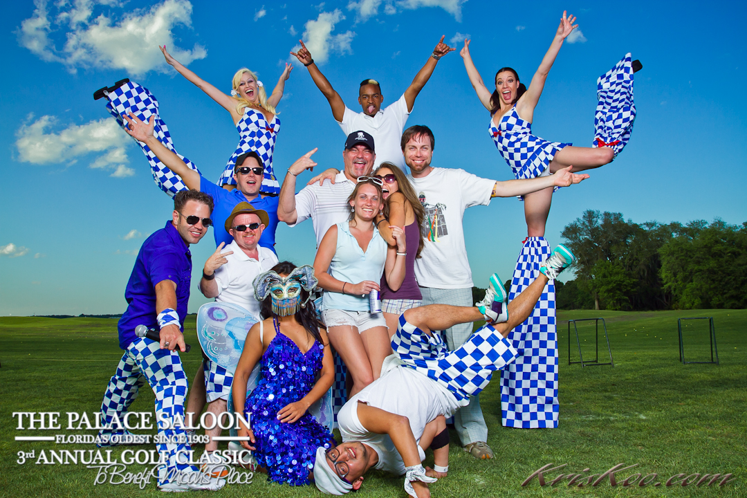 The Palace Saloon Charity Golf Classic gallery image #60