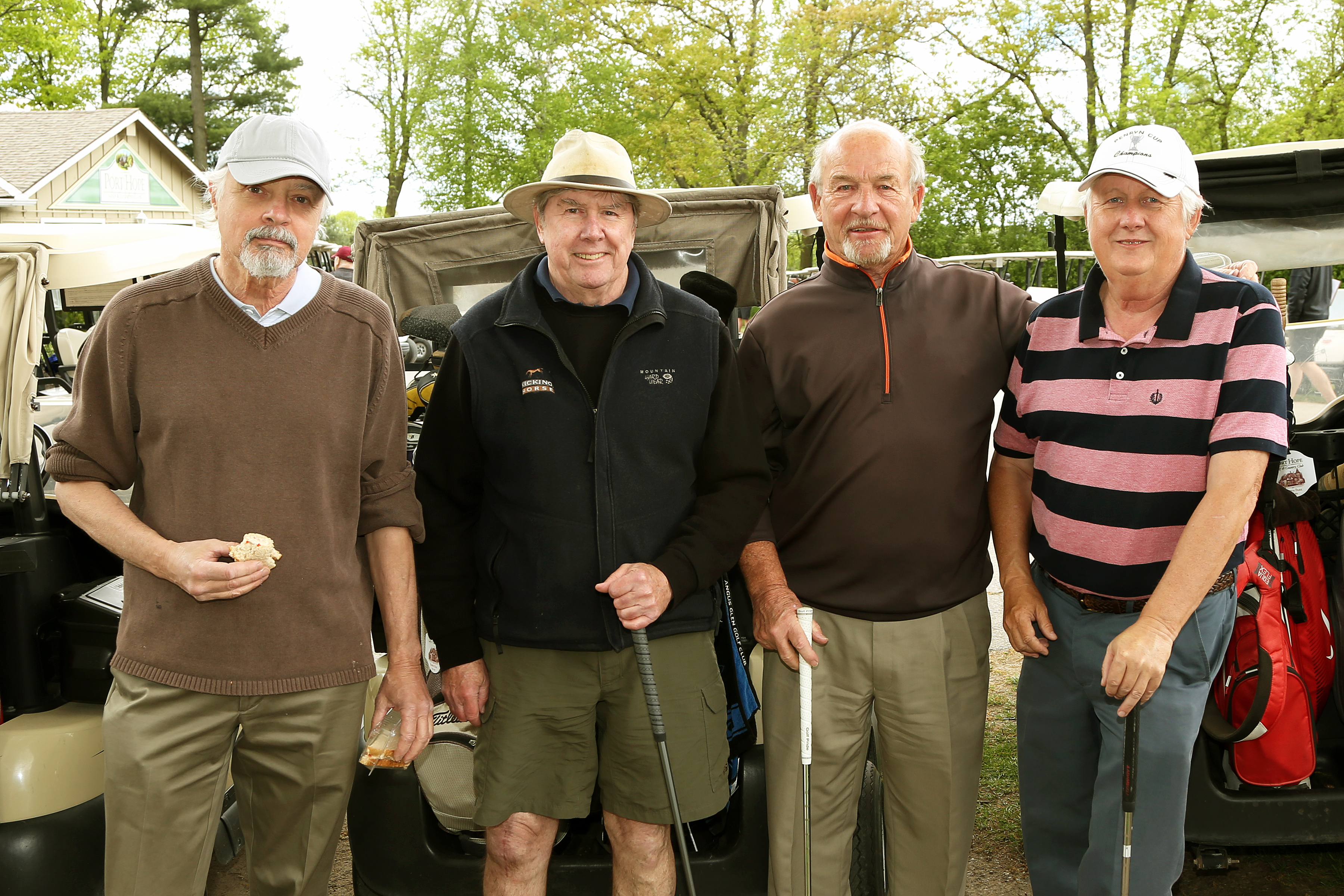 Golf 4 the Food Bank gallery image #4