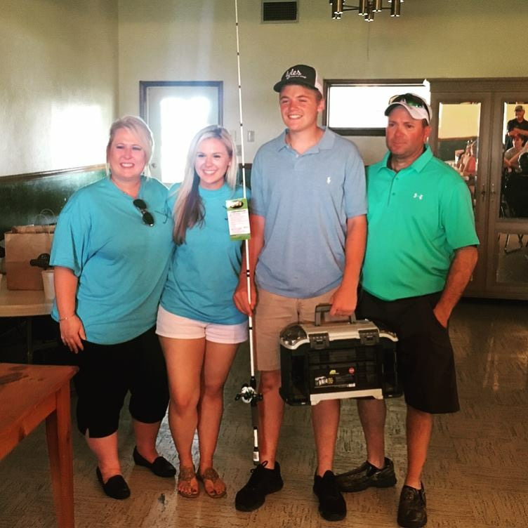 Hunter Wilkerson Memorial Golf Tournament gallery image #7