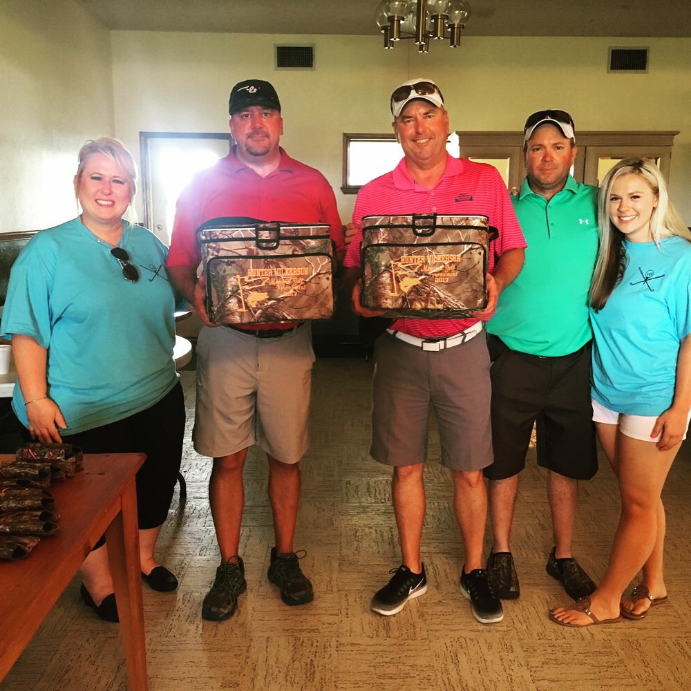 Hunter Wilkerson Memorial Golf Tournament gallery image #8