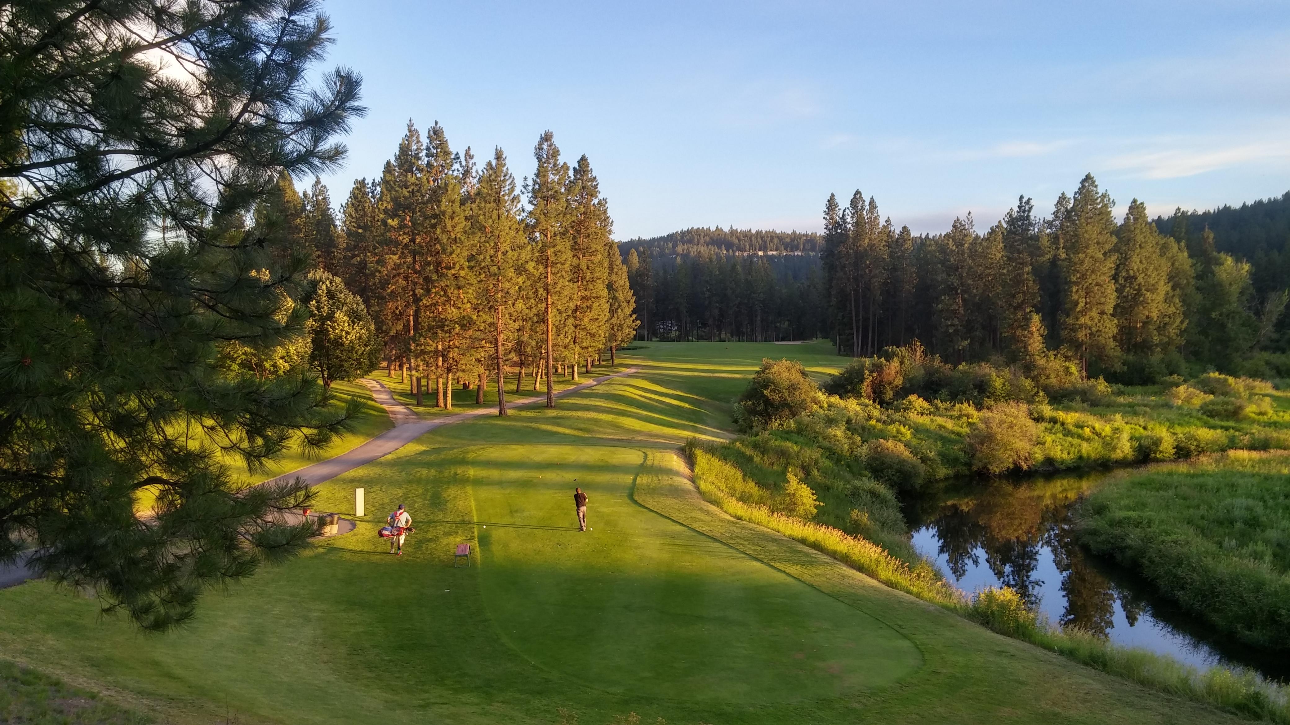 AIA|CSI 2018 Golf Tournament gallery image #1